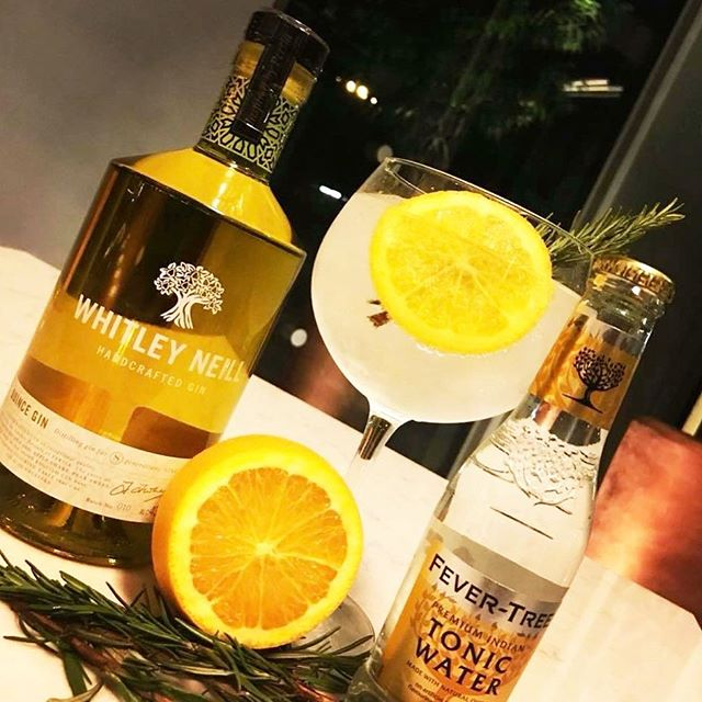 Whitley Neill Quince Gin is a fantastic spirit inspired by a family adventure across the East. It has sweet fruity aromas, with a massive fruit influence & smooth juicy citrus finish! Pairs well with a premium tonic over ice, come to The Gin Bar and try for yourself!