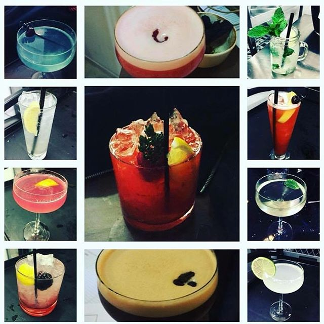 Come on down to The Gin Bar and start your weekend properly, with a good selection of cocktails, wines, beers and wait we can't forget the Gin!!