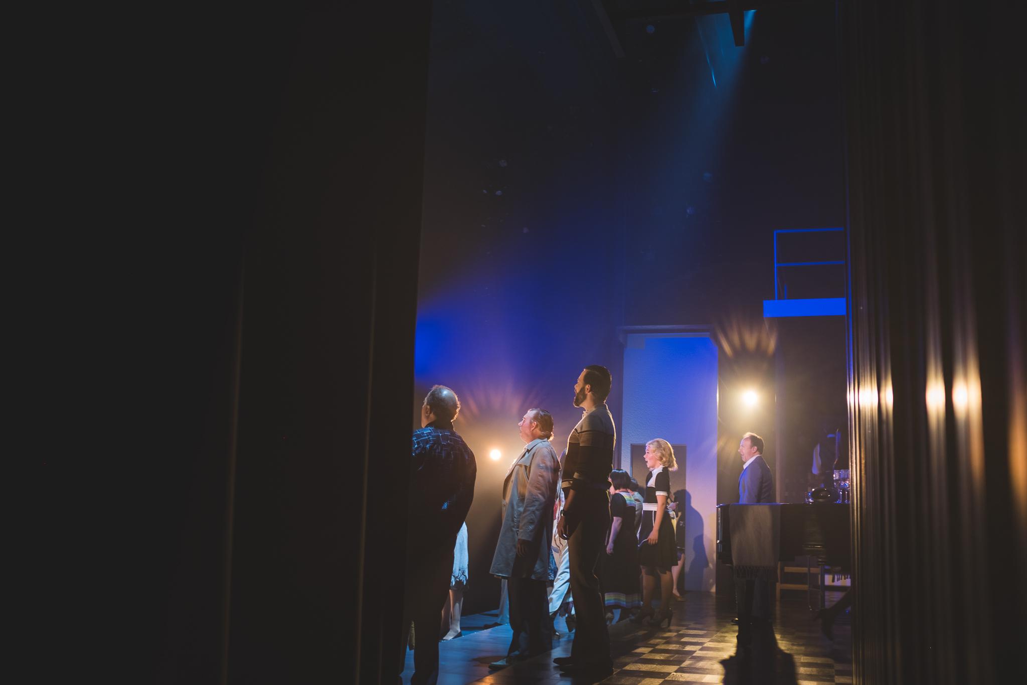 8.)Merrily_Backstage_rolling along cast, Nile Scott Shots.jpg