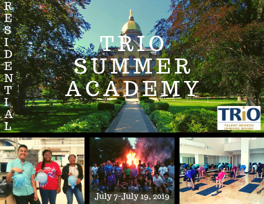 Upward Bound Summer Academy '19 - Residential.png