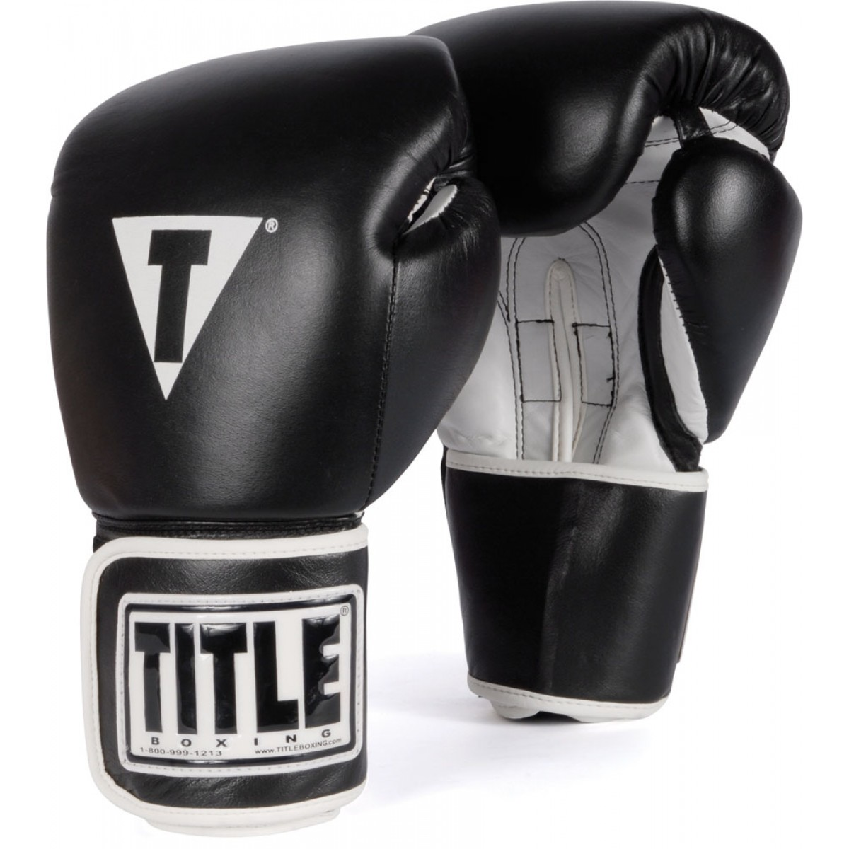 16oz Title Boxing Gloves