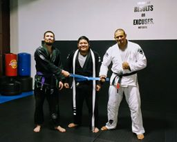 Jeremiah Vongswady to Blue Belt
