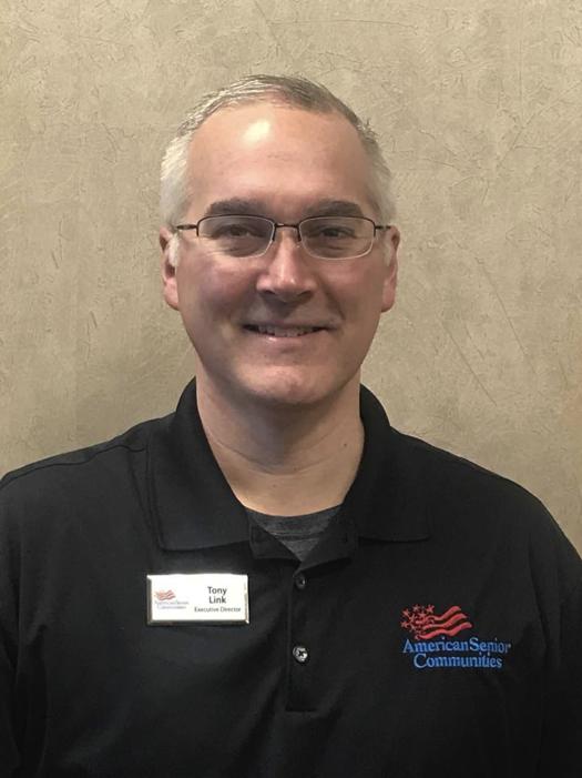 Tony Link, Executive Director Allisonville Meadows