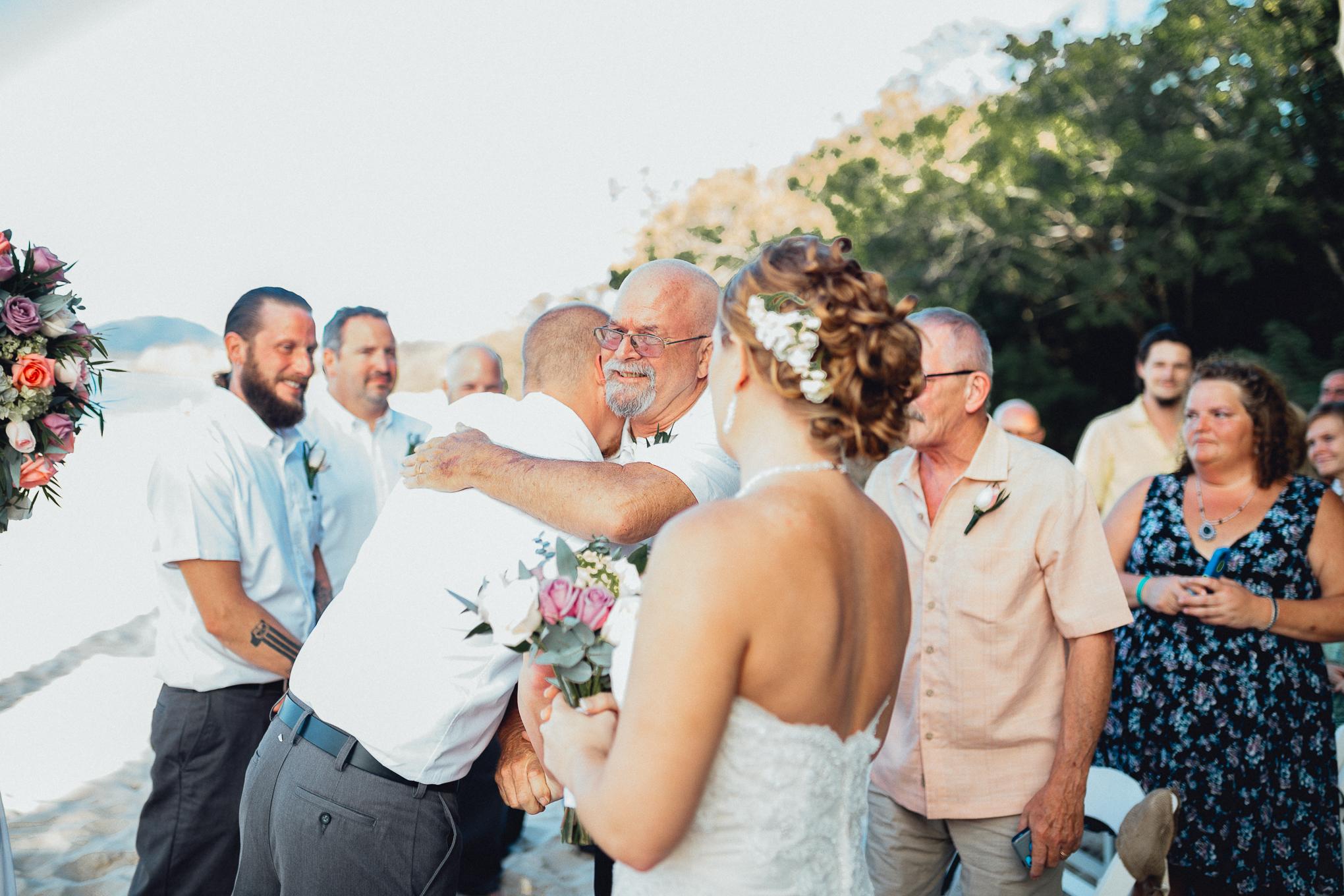 Costa Rica Destination Wedding - Emerald Tide Photography