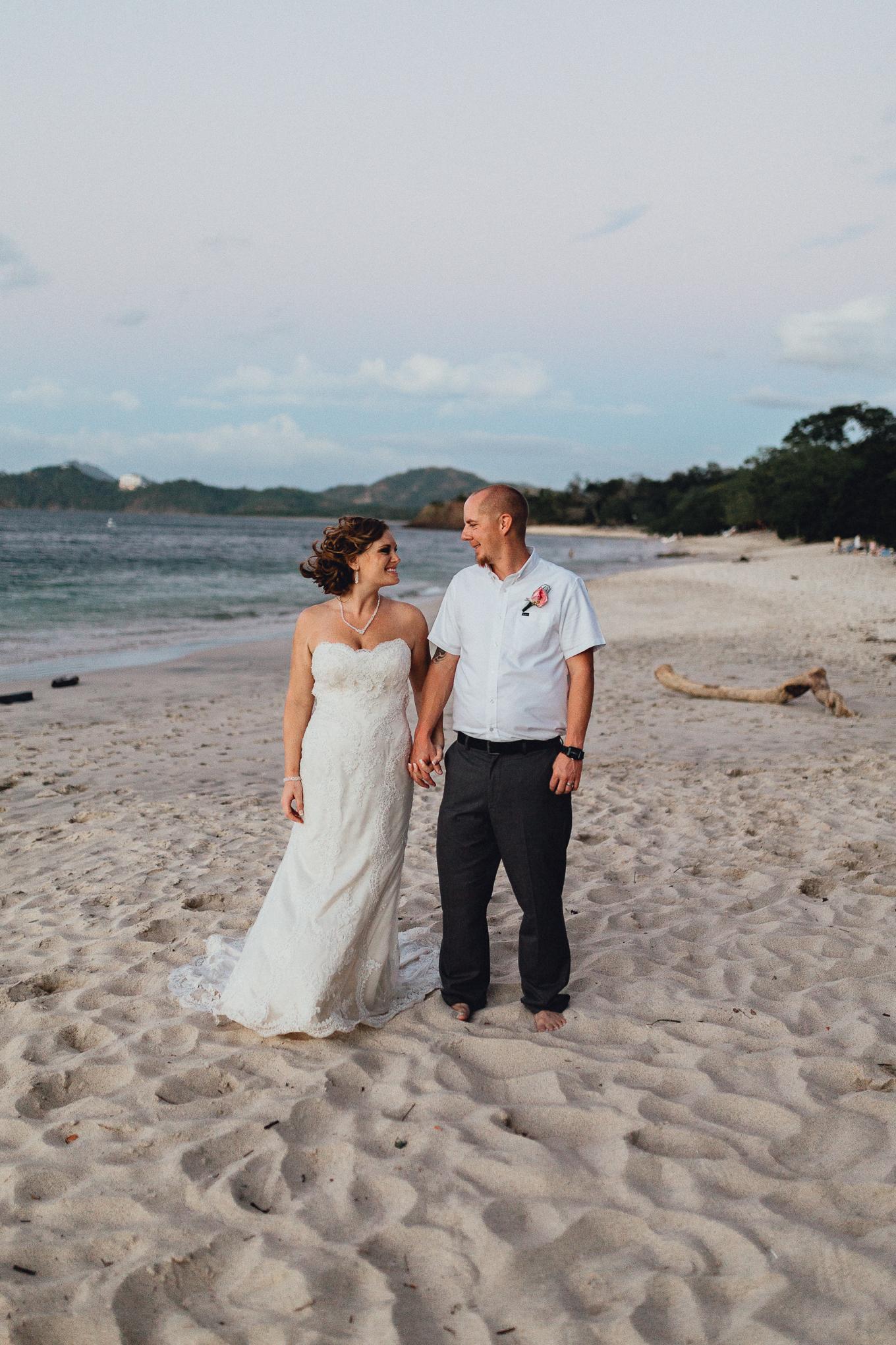 Costa Rica Destination Wedding Photographer- Emerald Tide Photography
