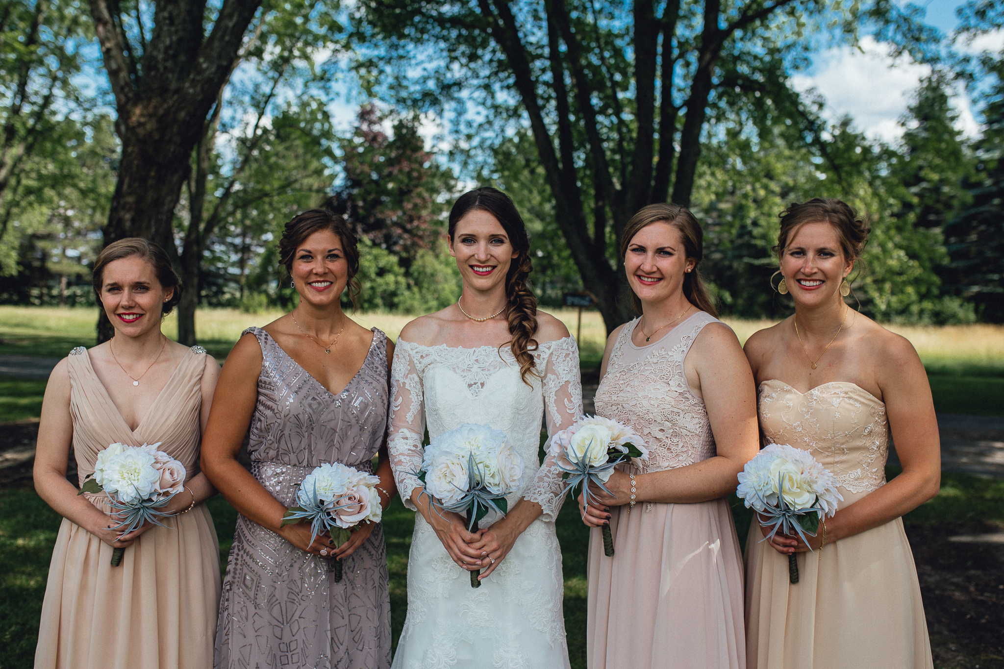 Matt & Becca - Caribou Bay Retreat - Up North Rustic Wisconsin Wedding
