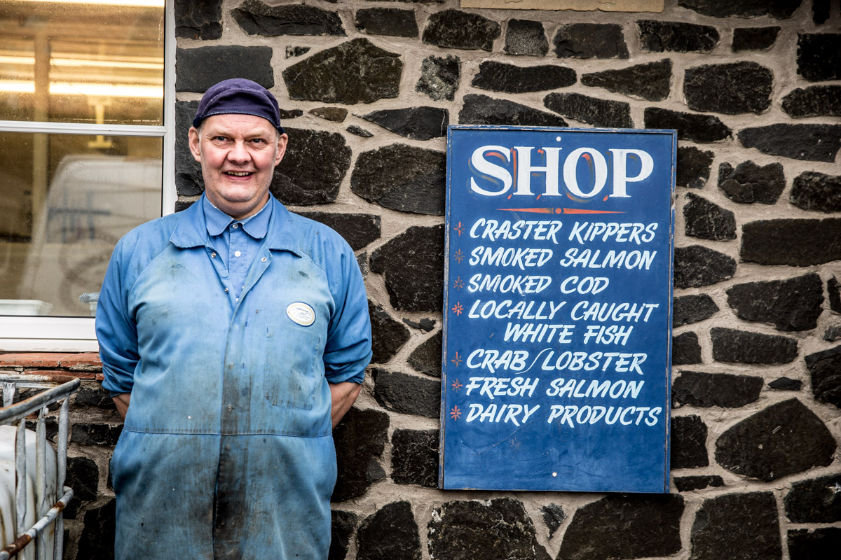 Robson's of Craster