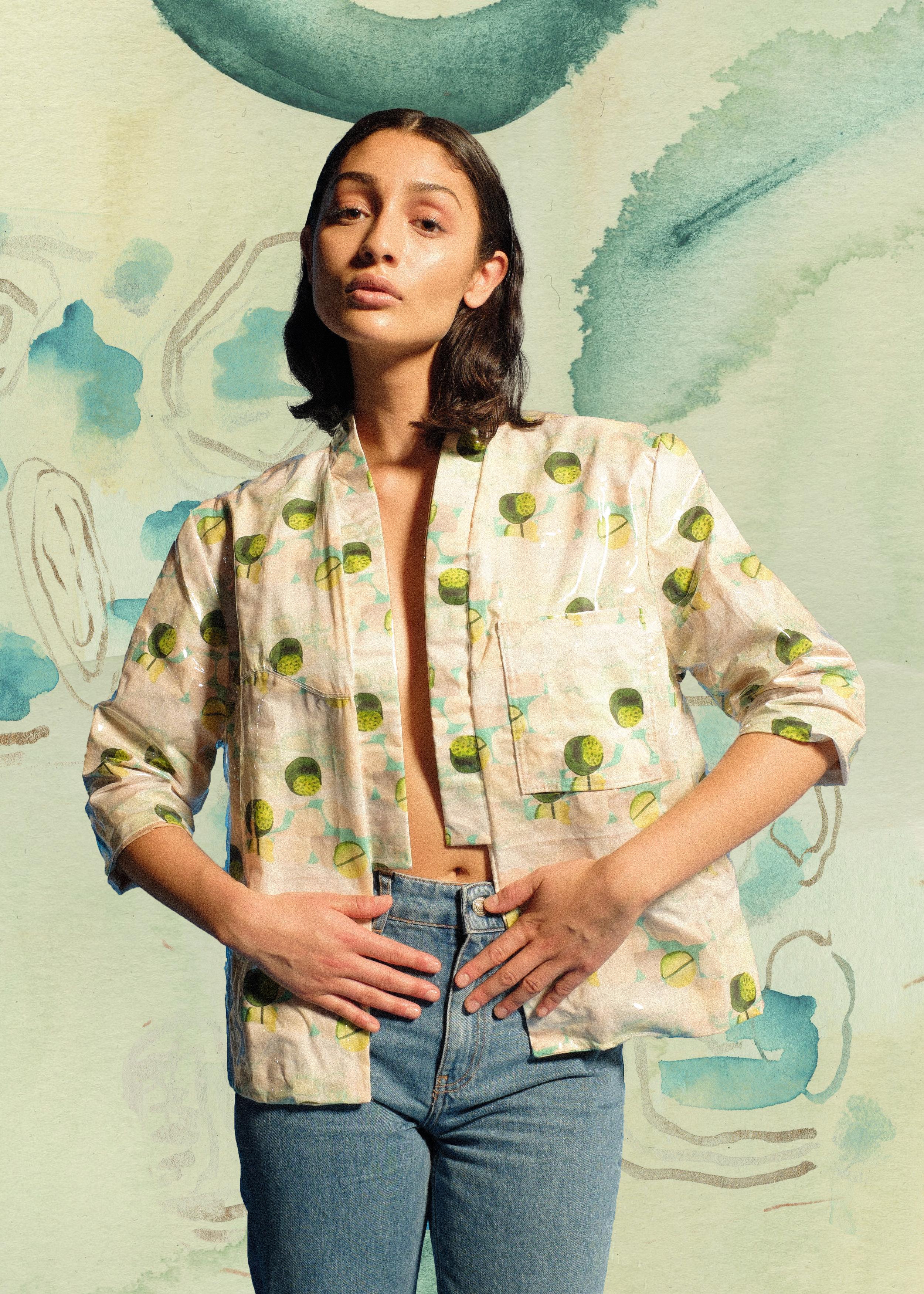 Photo:Willyverse Makeup:Jamie Bratslavsky Model:Mila S Illustration and Designs by Mifi  ♥