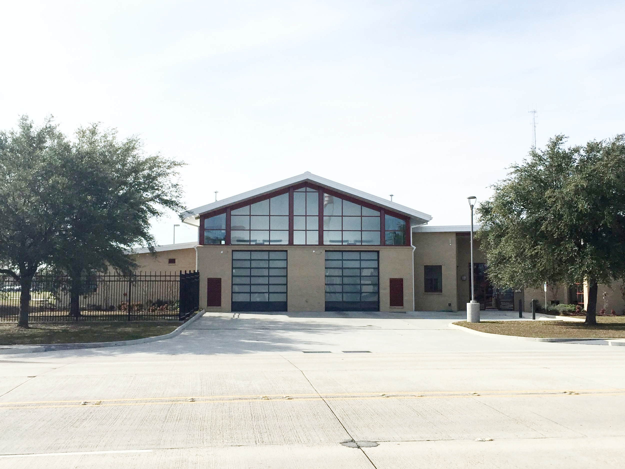 Baton Rouge Fire Department   Wooddale Station