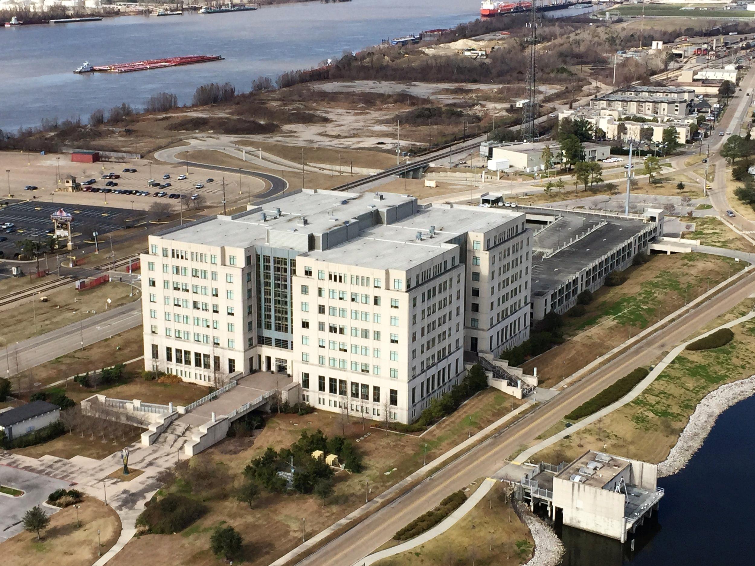 Claiborne Office Building   Baton Rouge, LA