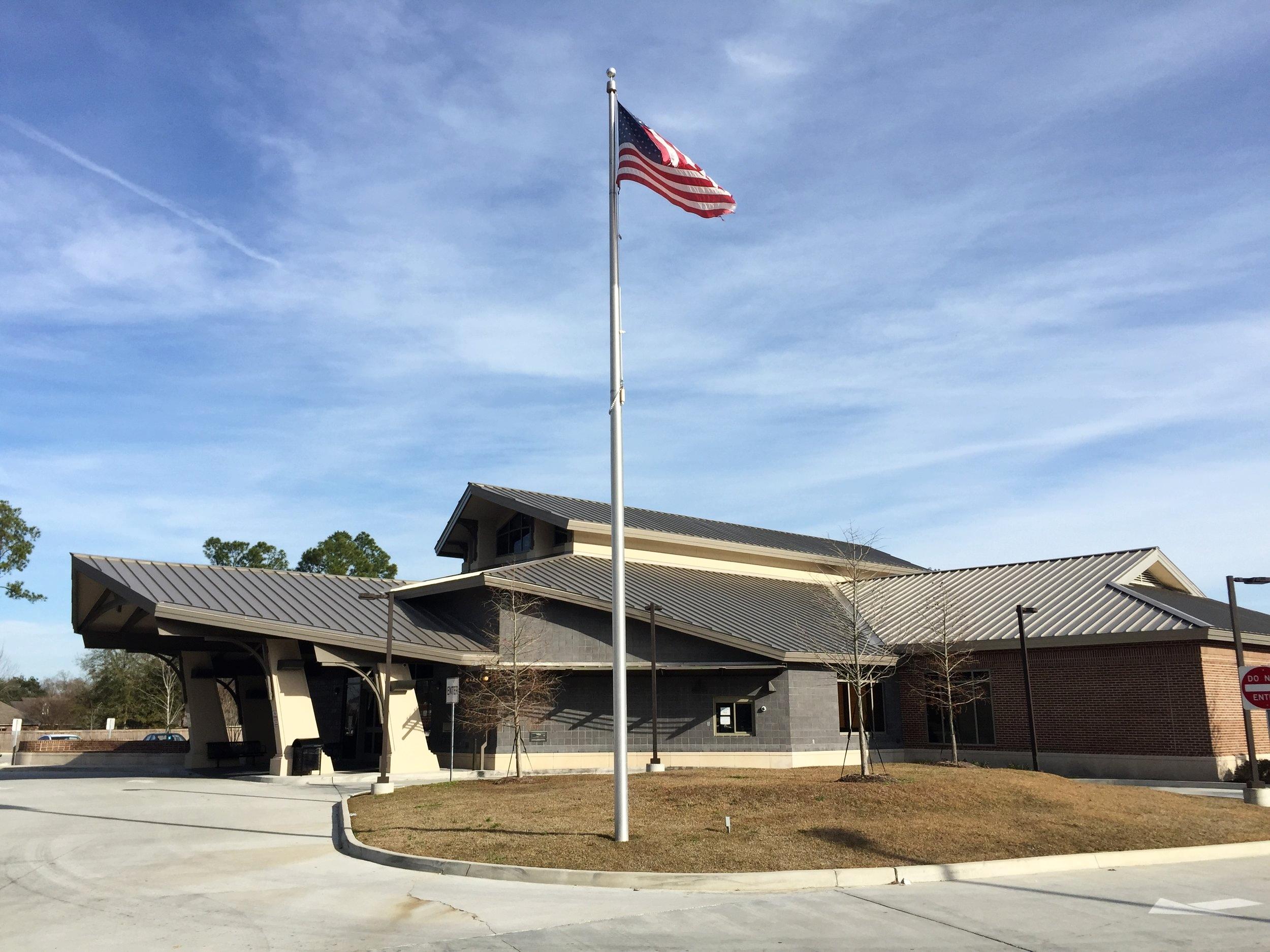 Fairwood Branch Library   Baton Rouge, LA