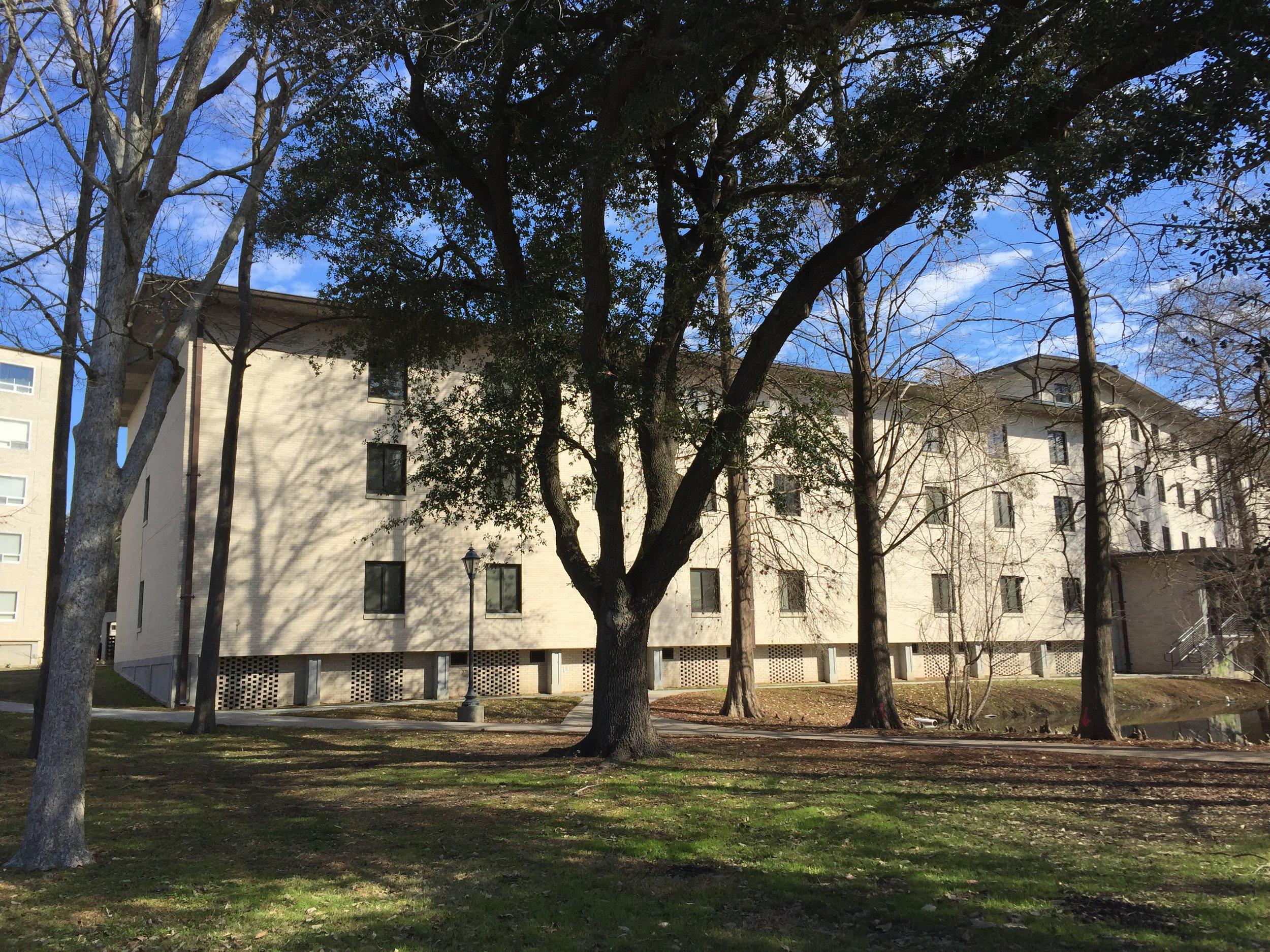 LSU Blake Dormitory Addition