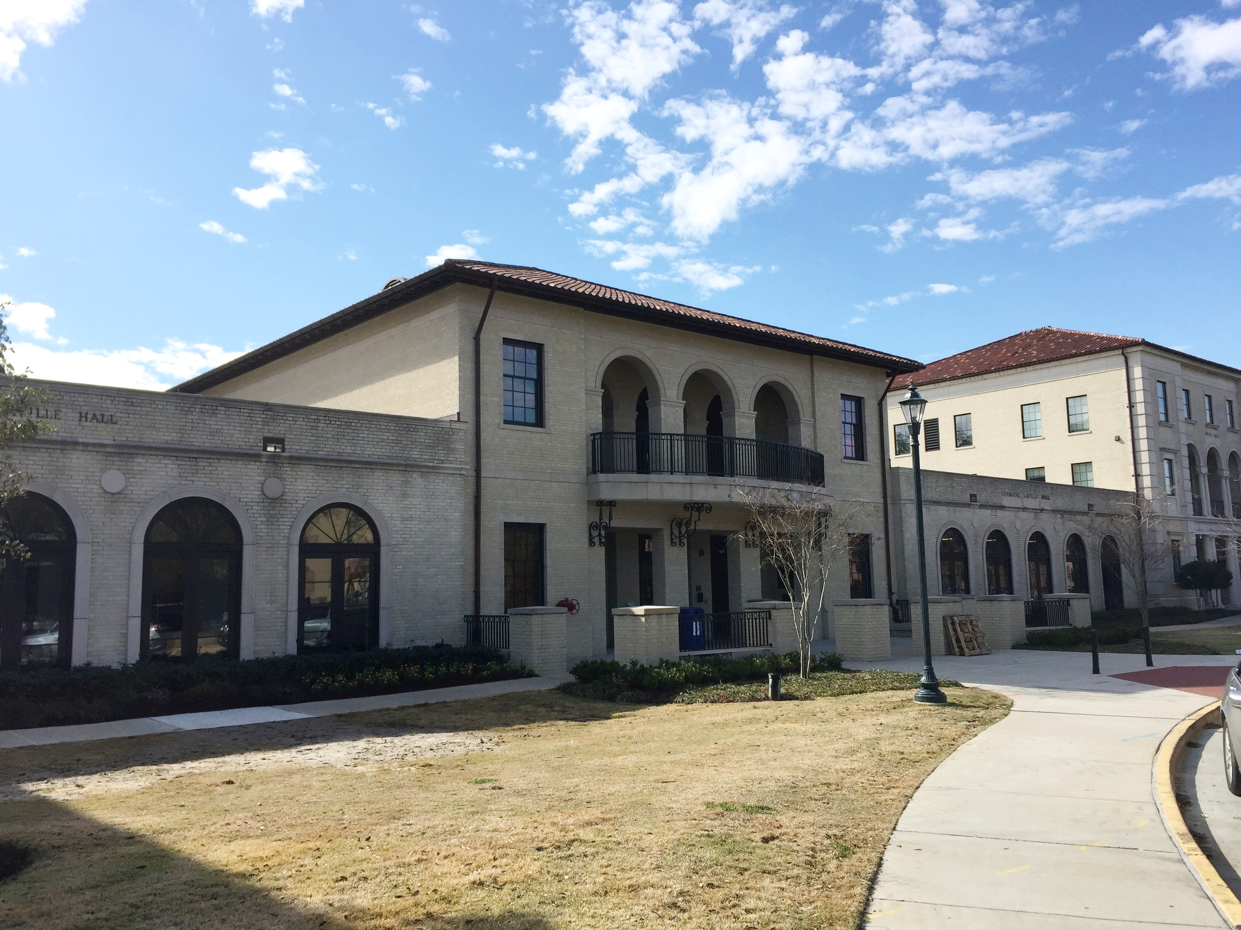 LSU Laville Honors Dormitory