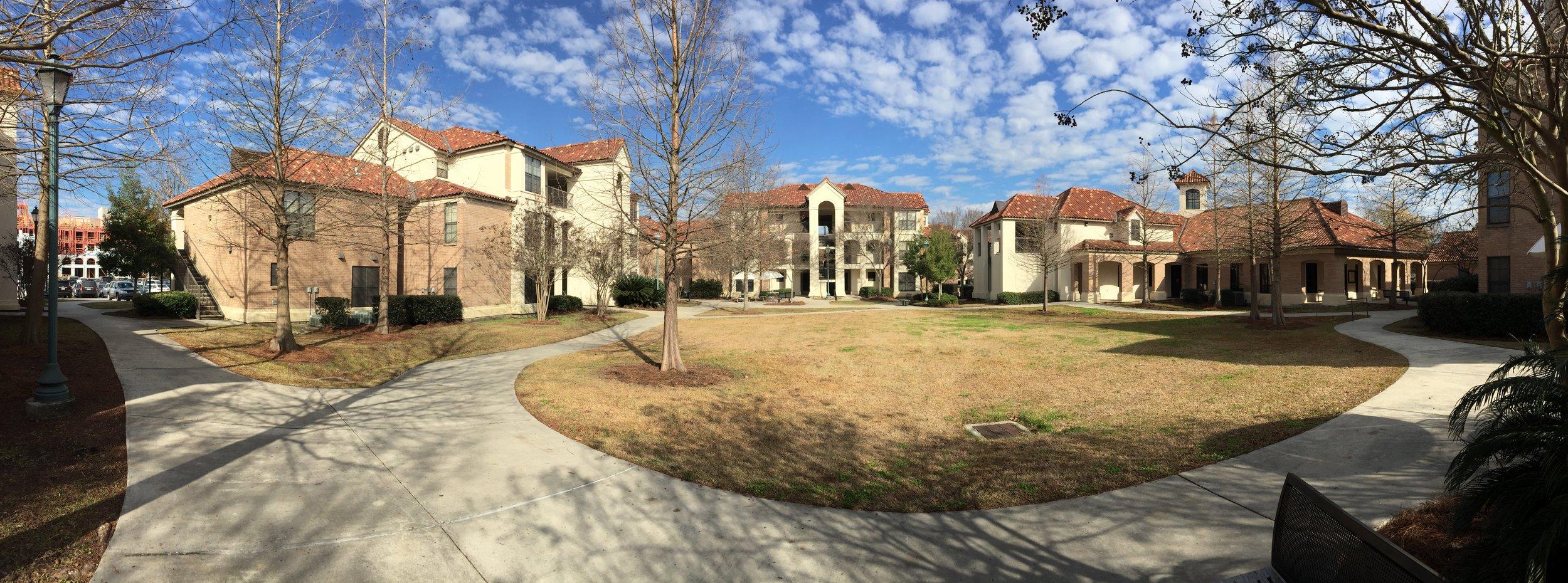 LSU West Campus Apartments