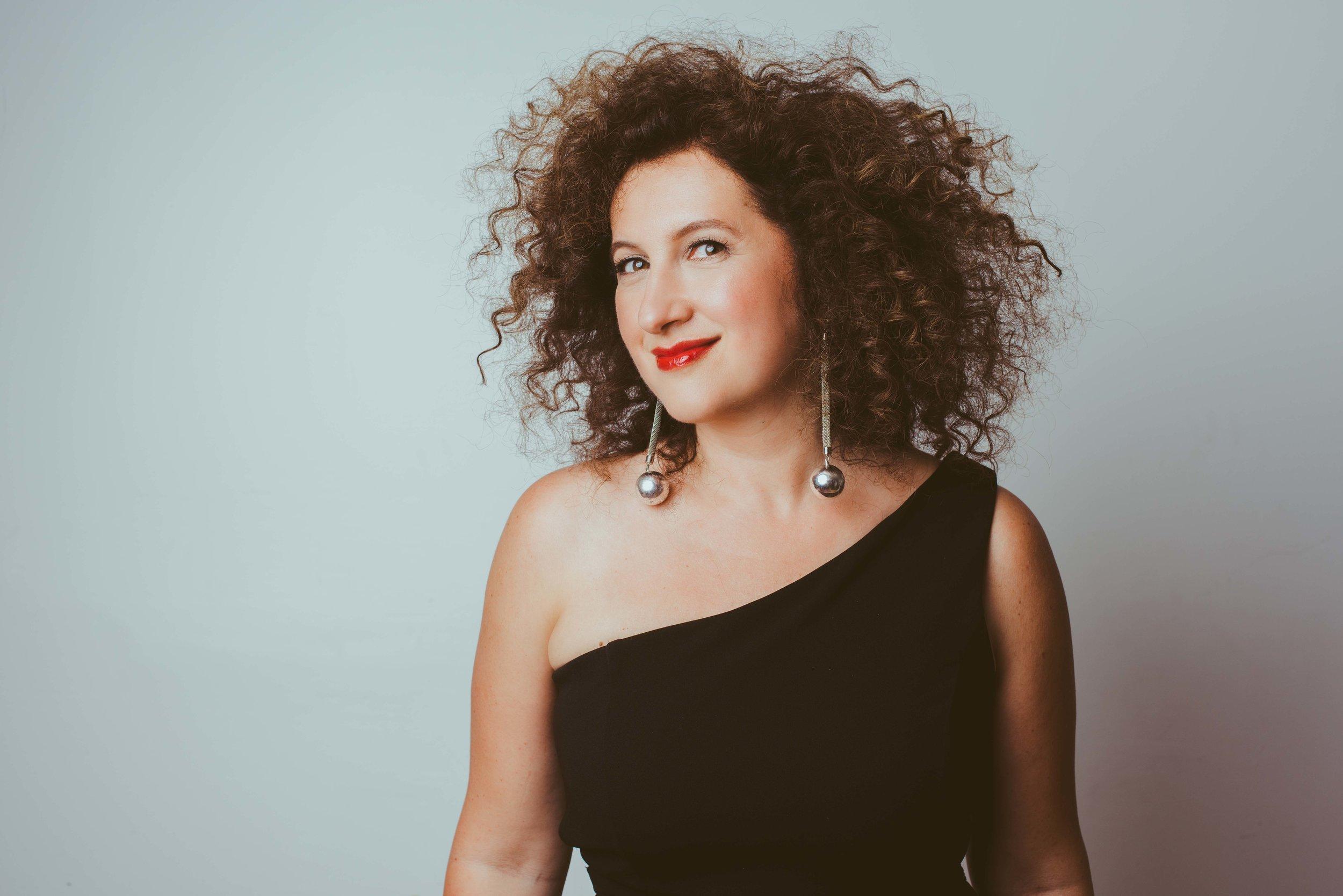 New York Jazz Artist Svetlana