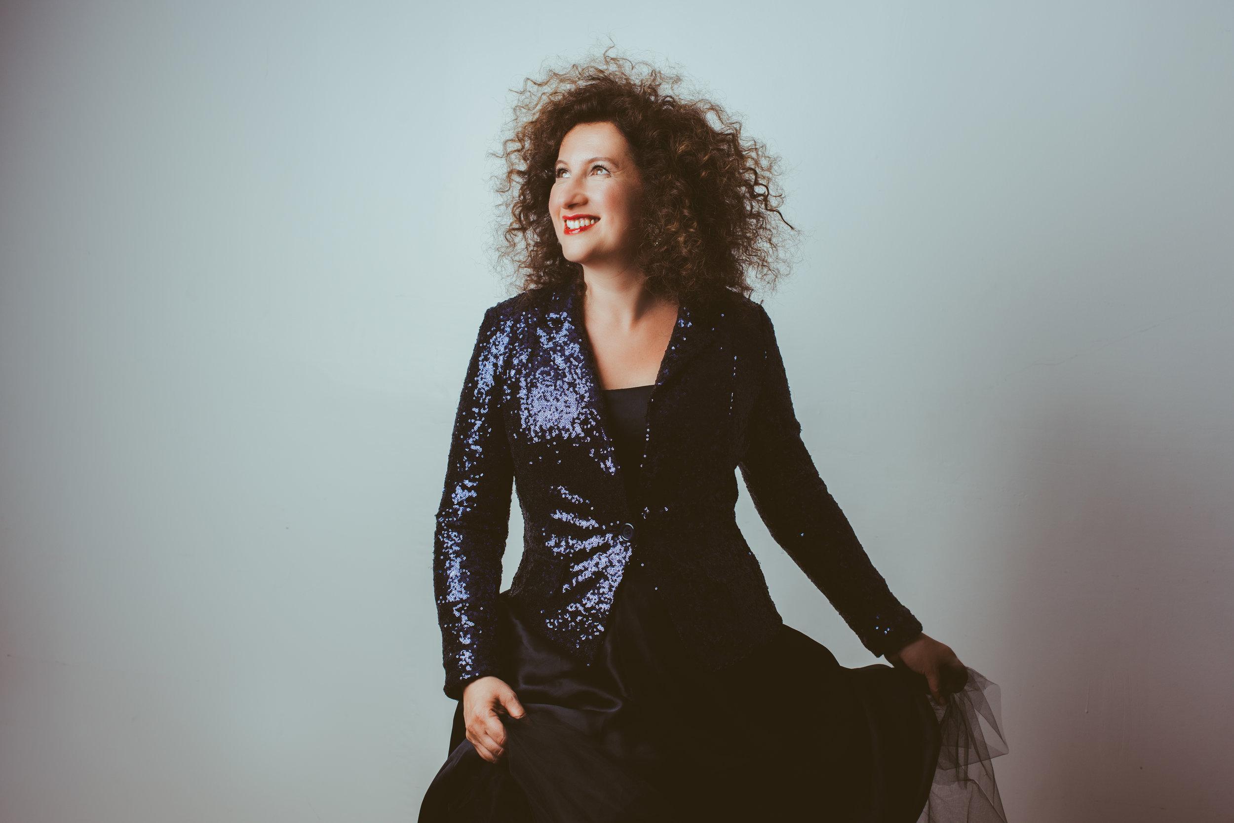 Live Jazz NYC Artist Svetlana