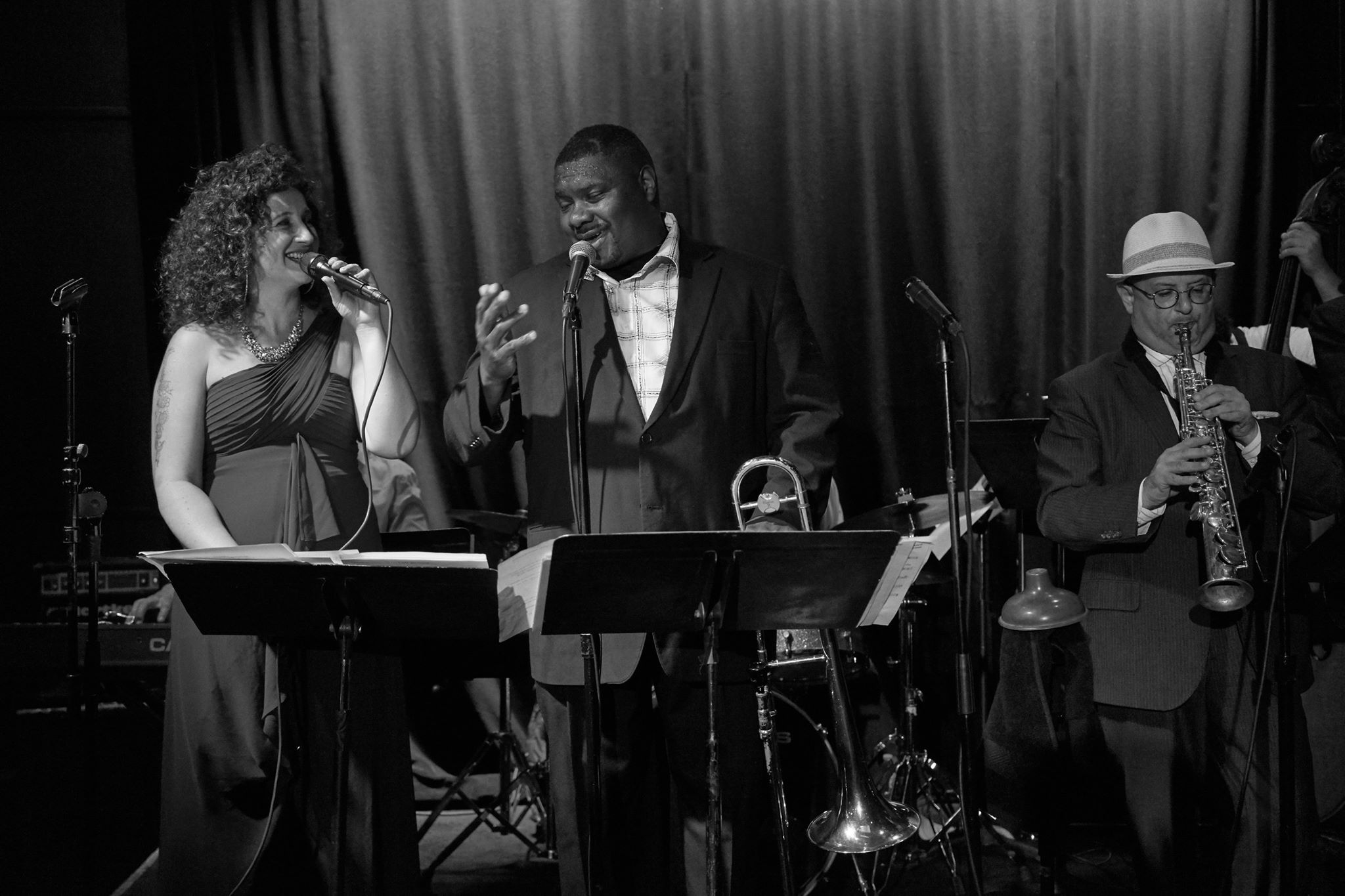 Svetlana & The Delancey Five ft Wycliffe Gordon - CD Release BBKings, NYC
