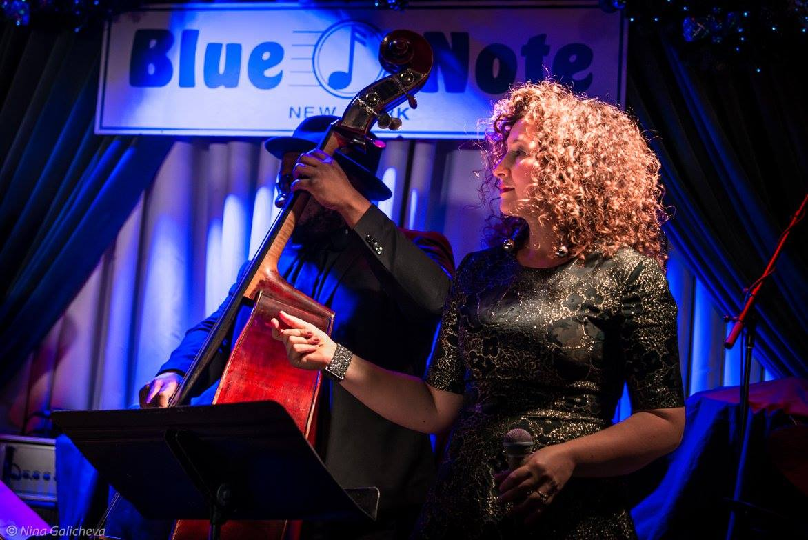 Blue Note Holiday Show / EPK Release