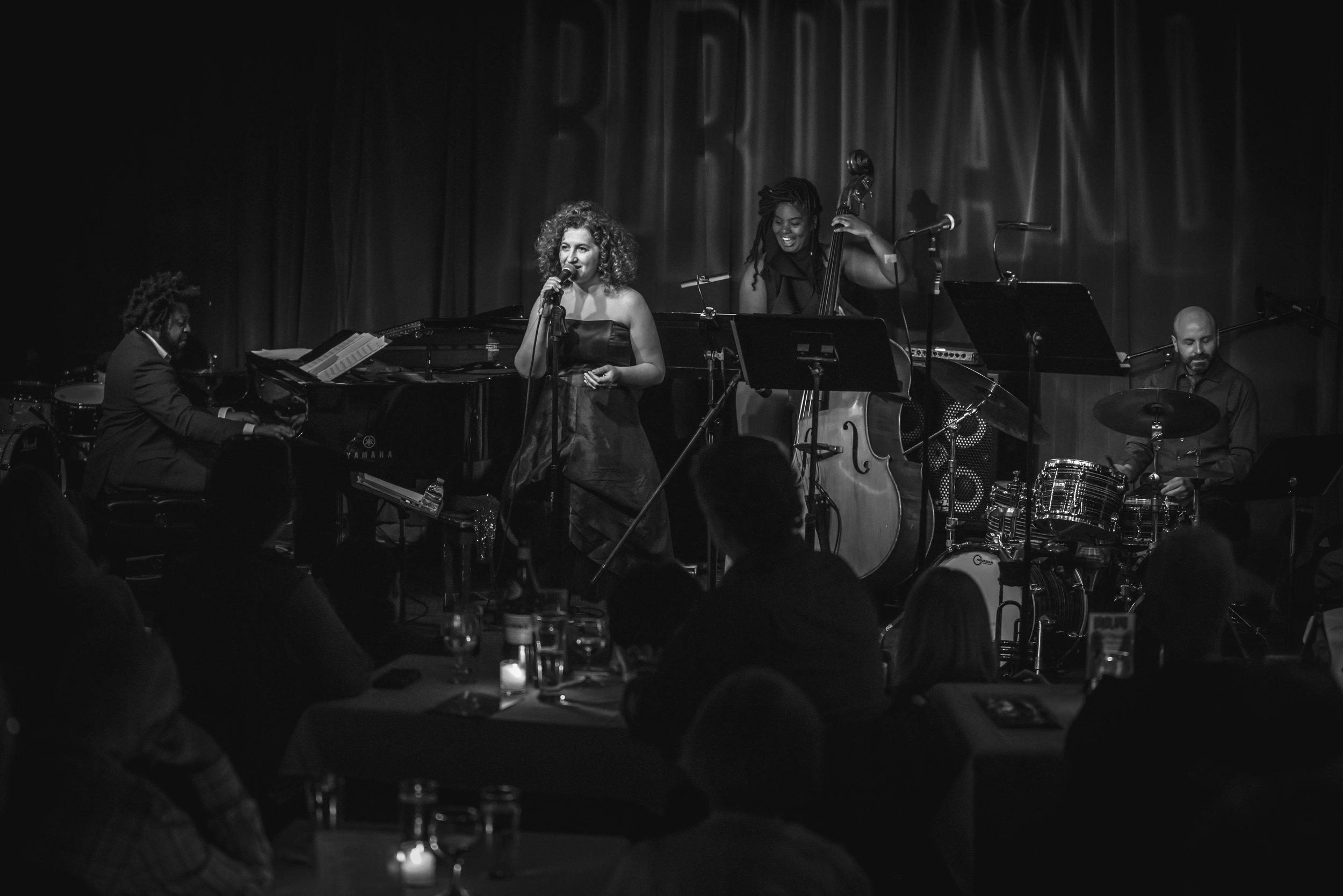 Birdland Jazz Club, June 2018