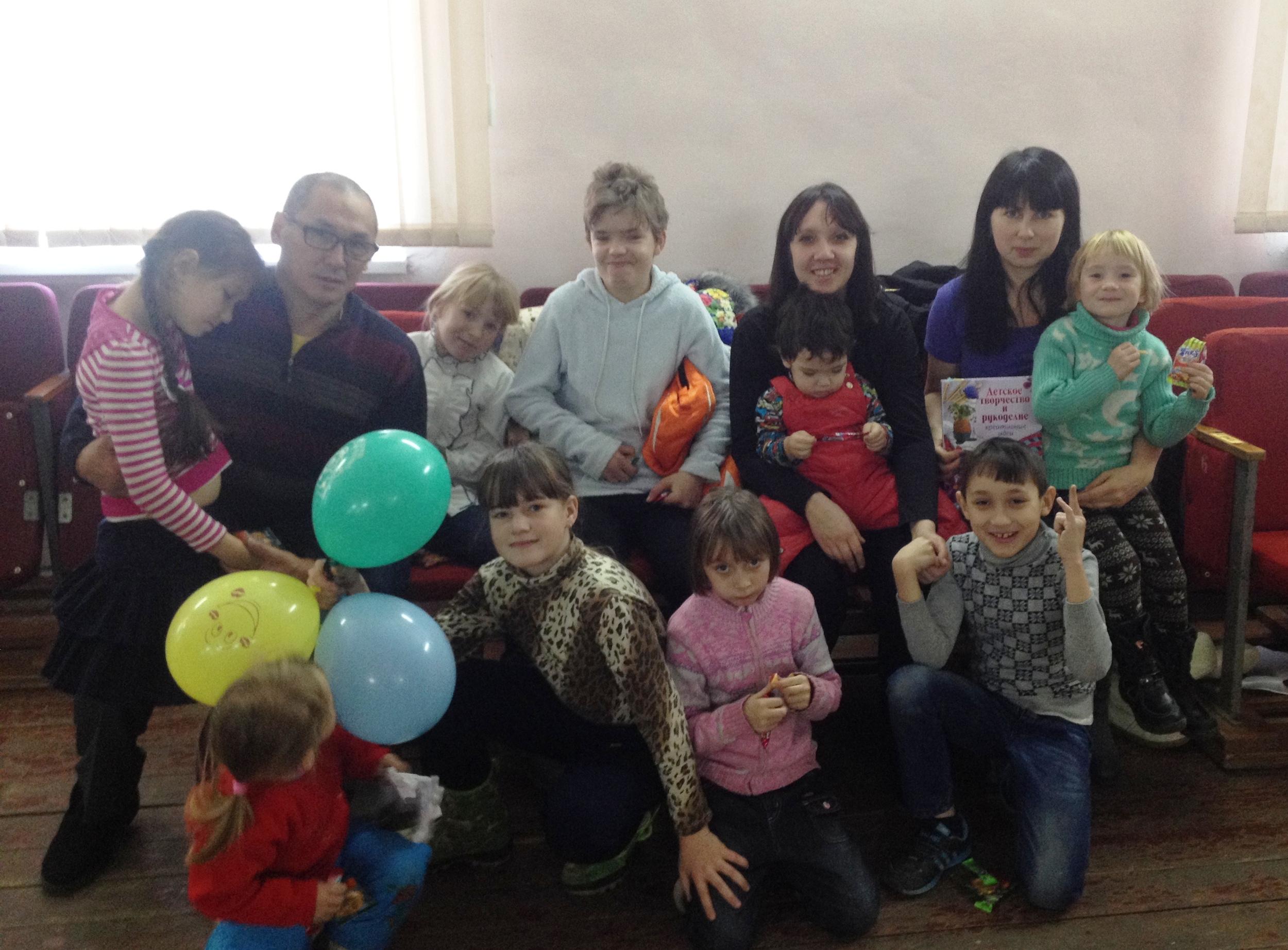 Sunday school for children of non-Christians.