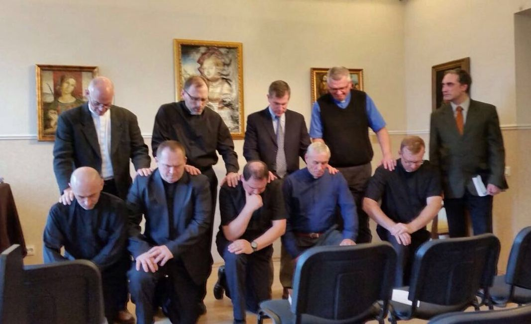 A reaffirmation of these men's ordinations