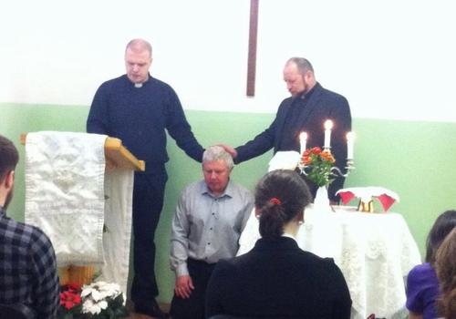 Ordination of Victor Amelin