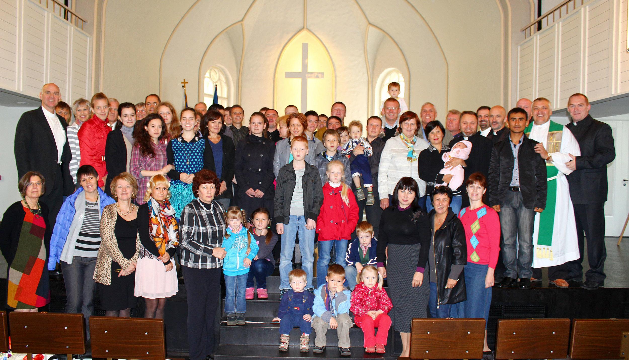 Reformed Presbyterian Church of St. Petersburg