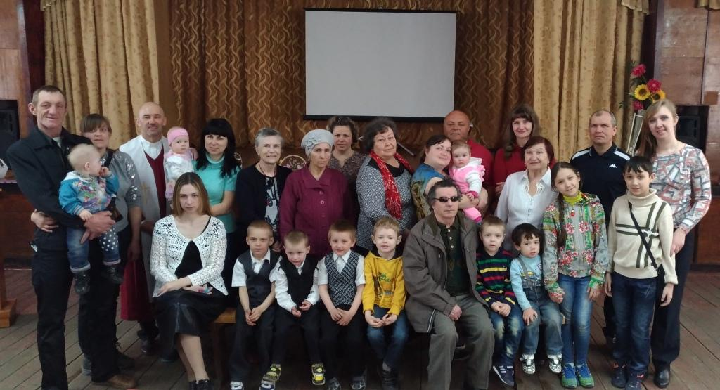 - Light to the World Presbyterian Church of Romanovka, the Far East of Russia.
