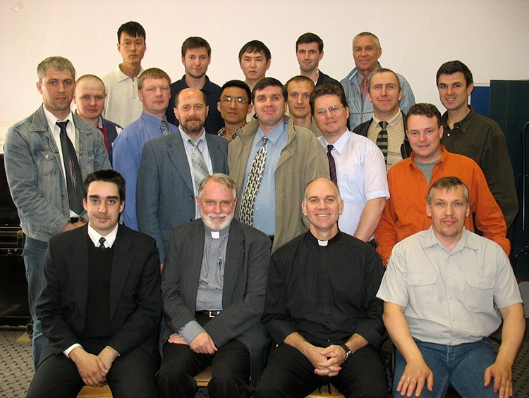 The First Intensive Course. May 2006.