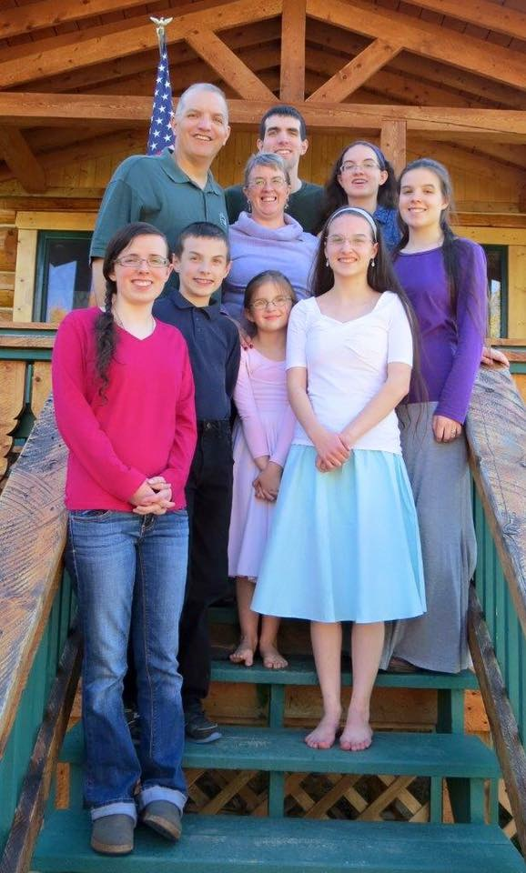 - Dear Supporters and Enthusiasts,In case you missed my previous note, I am David Briar, SRS Treasurer. I am pictured here (right) with my wife Erin and my seven children.I am a retired Air Force Colonel living in Tok, Alaska. Blake Purcell led me to Christ in 1984 at the Air Force Academy and I have been serving on the SRS board since 2015.As treasurer it is my privilege to report to you annually on how we have used what God has provided through you, and let you know what the SRS board believes we need to fulfill God's call on our ministry in Russia and beyond.During the past twelve months we have received $350,000 from 44 churches and 156 individual donors.This money has been distributed in the following ways: