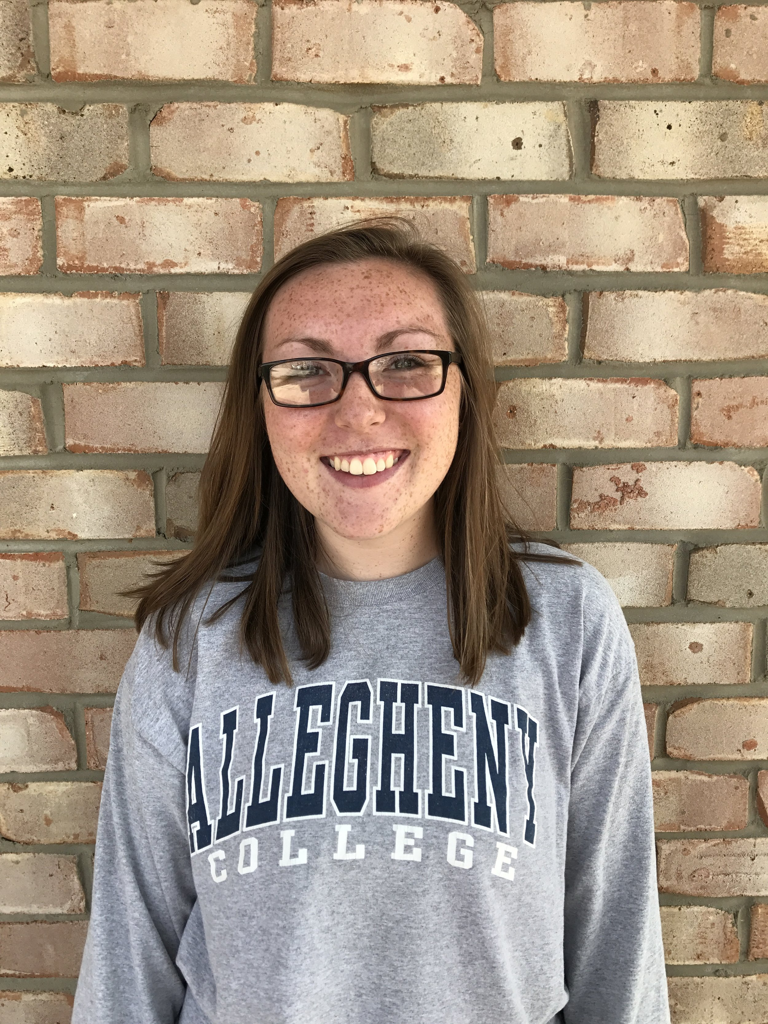 Megan Arnold   Allegheny College