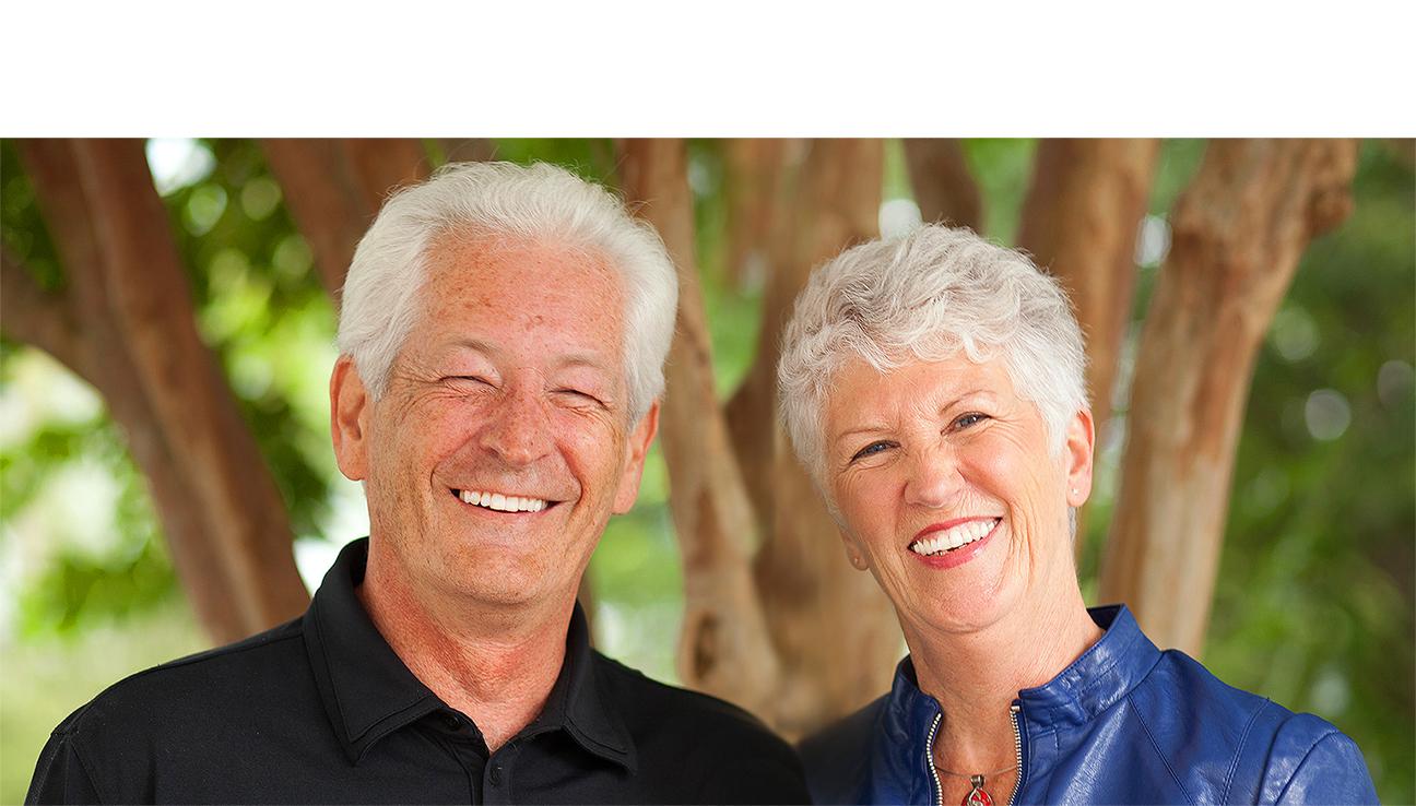 Jonathan C.R Davies and Hazel Davies
