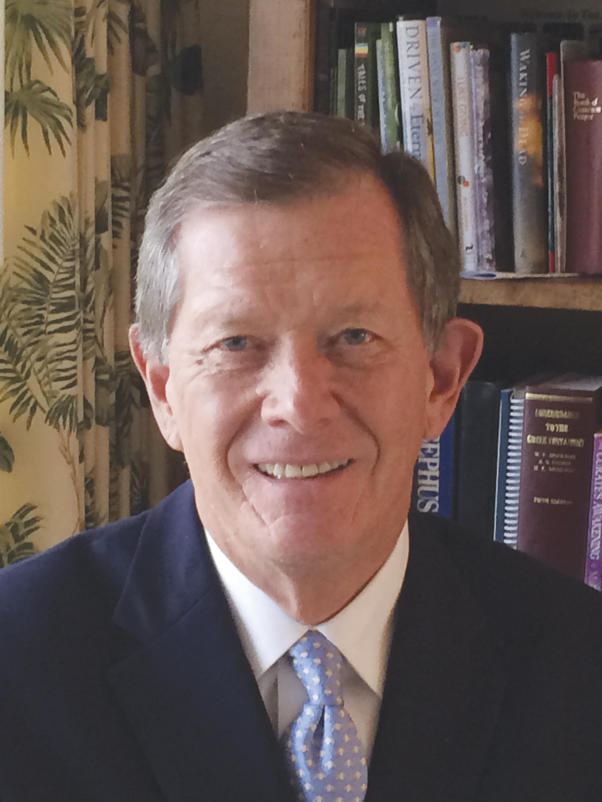 Rev. Dr. Bob Henley, Chaplain in Residence, The Chapel at Ocean Reef • Key Largo, FL
