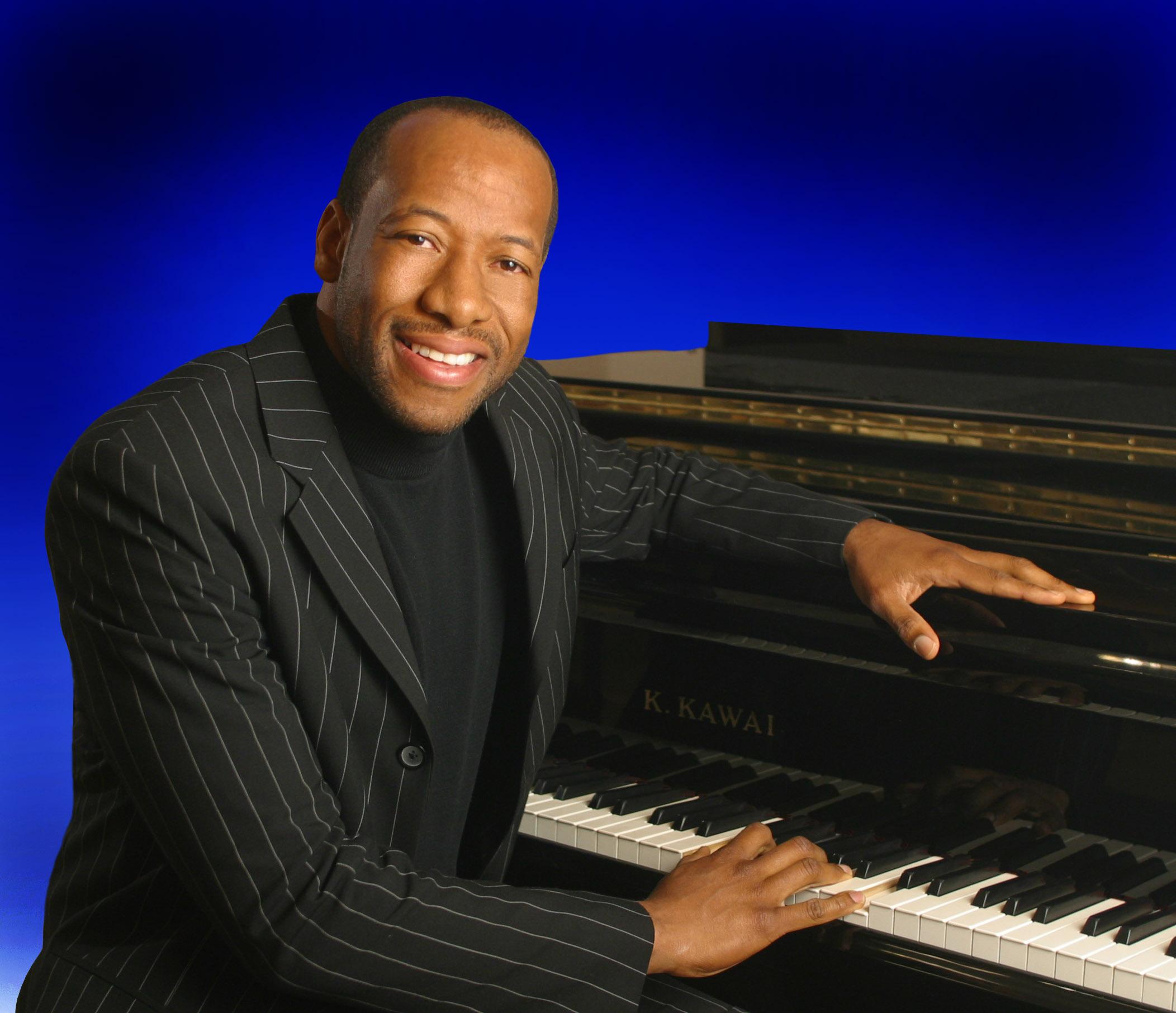 Rev. Huntley Brown  Pianist
