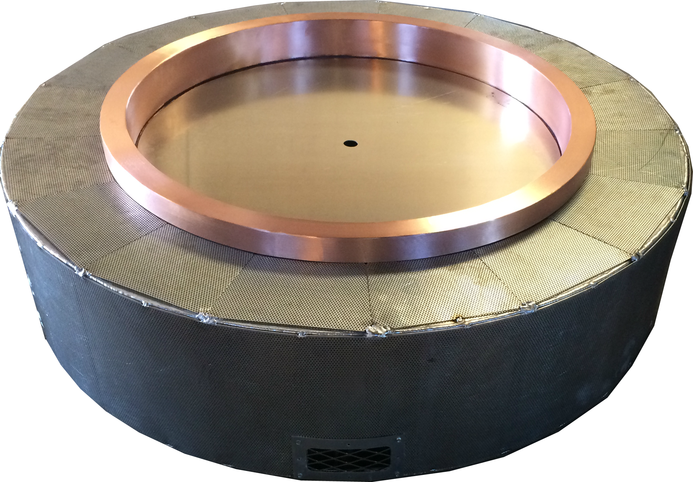 [23] Round Copper Prefab Fire Pit.png