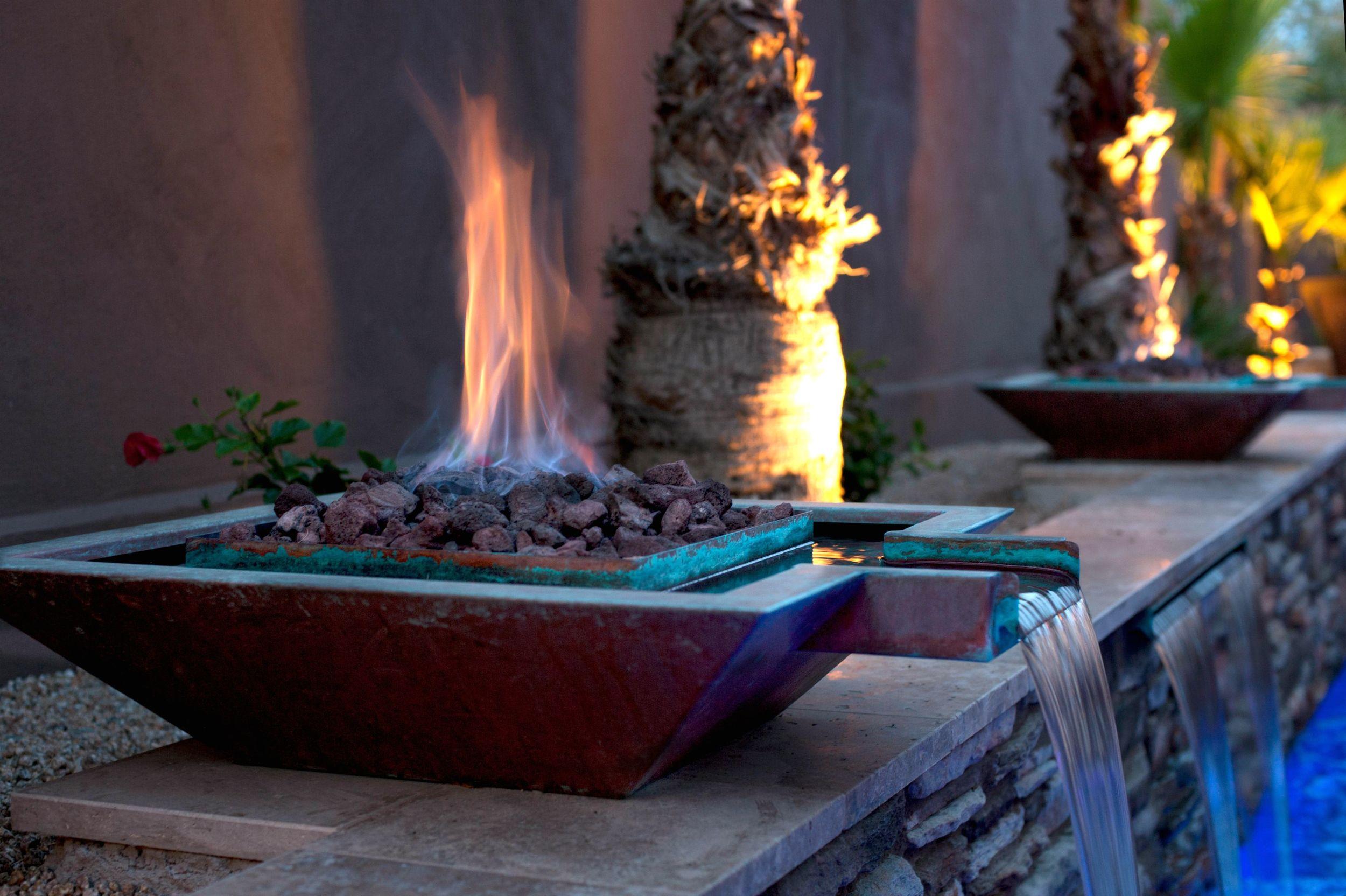 Original Lip Water/Fire Pot (Copper)