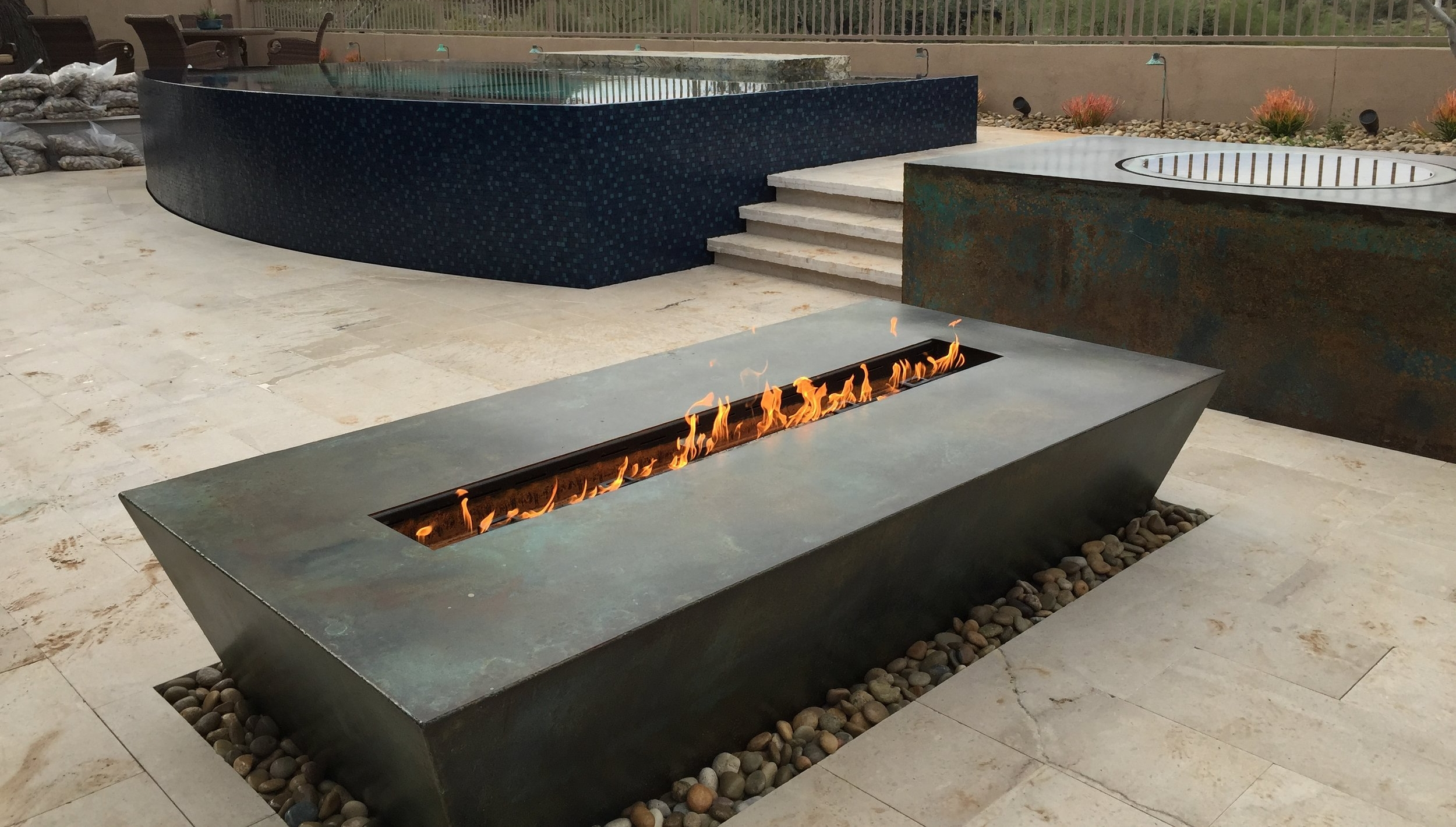 FIRE TABLES -