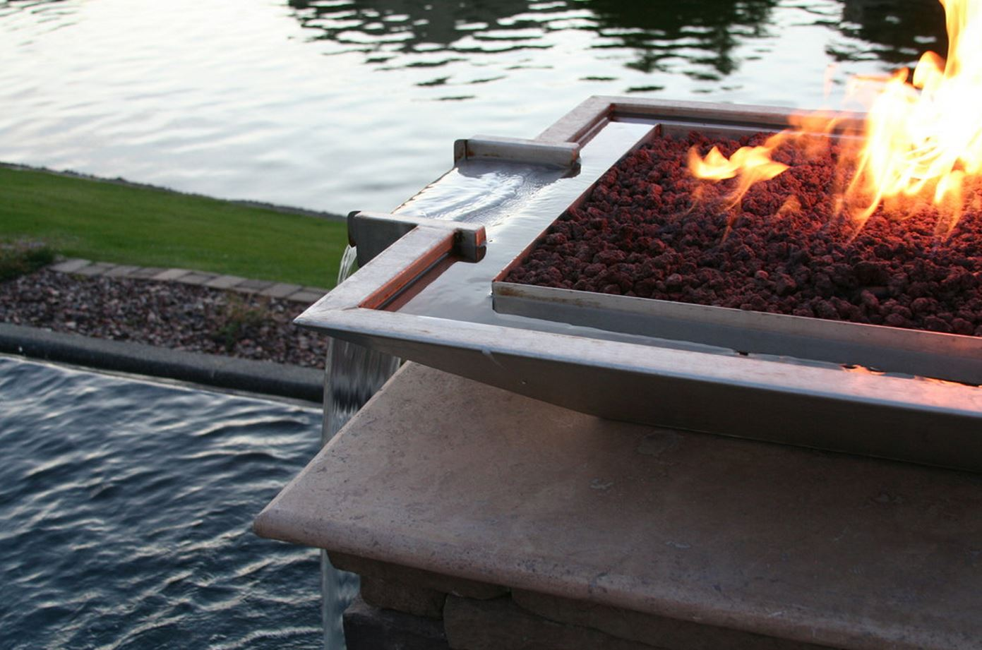 ORIGINAL LIP (MANUAL) - WATER & FIRE BOWLS