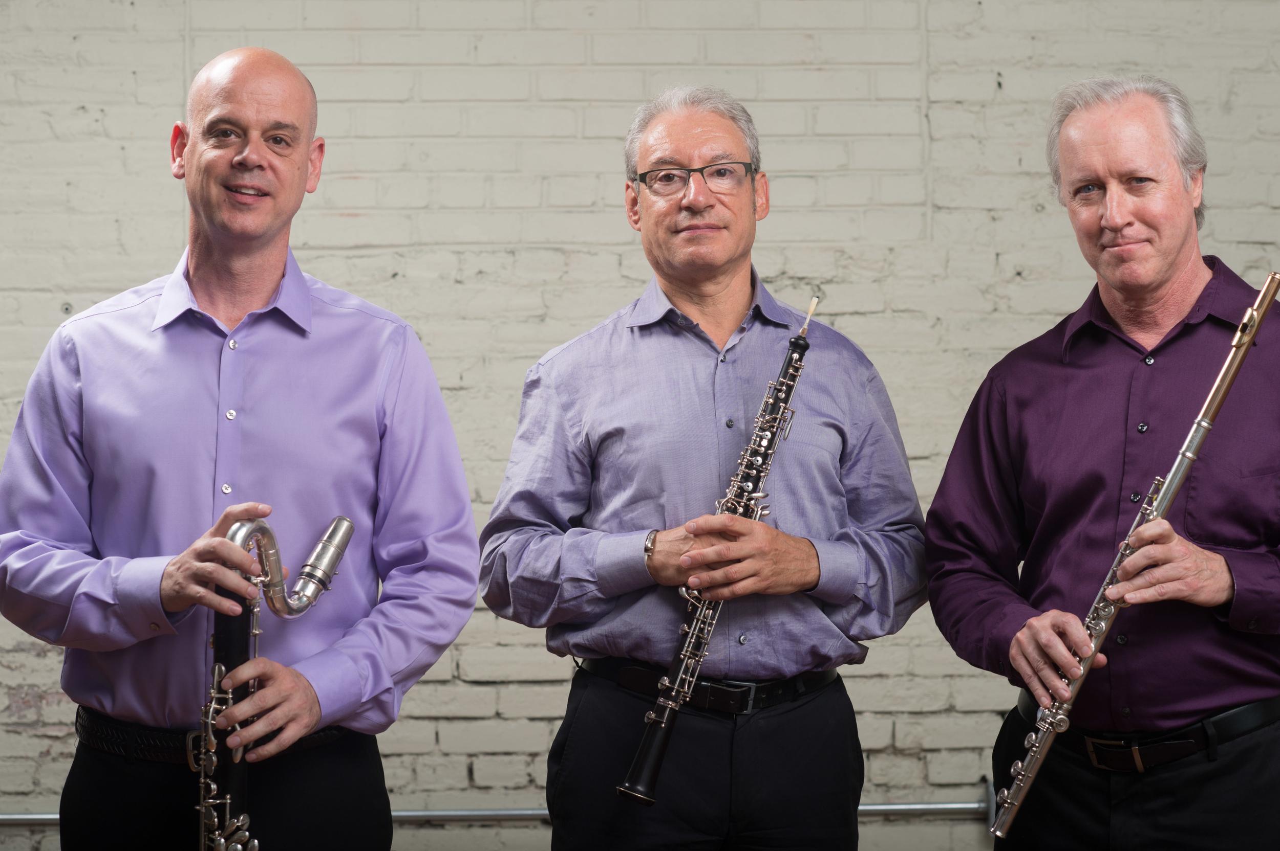 Paul Demers, Jonathan Blumenfeld, Edward Schultz