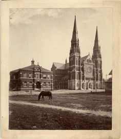 Historic Places of Worship -
