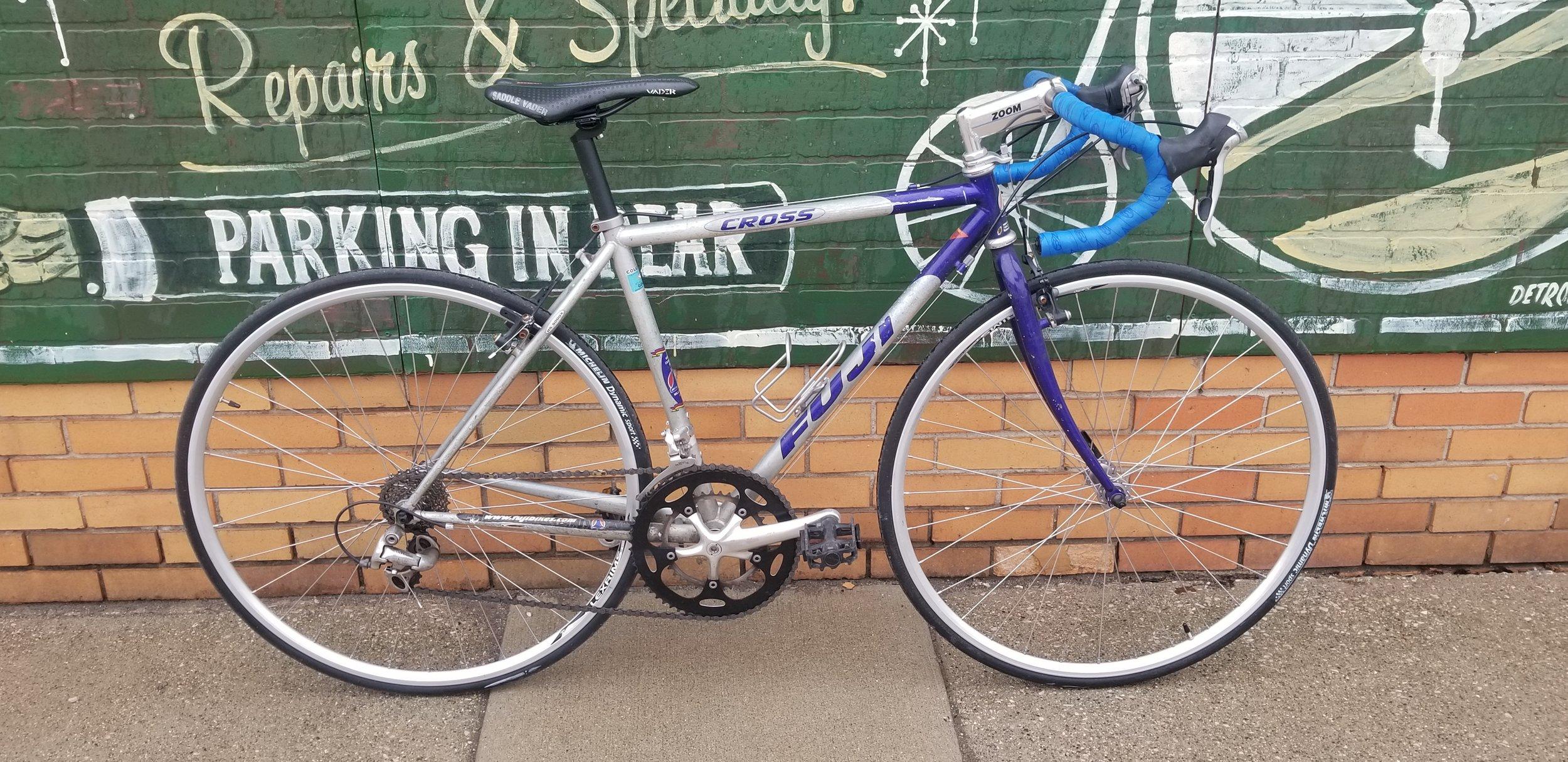 Fuji Cross 54cm $450