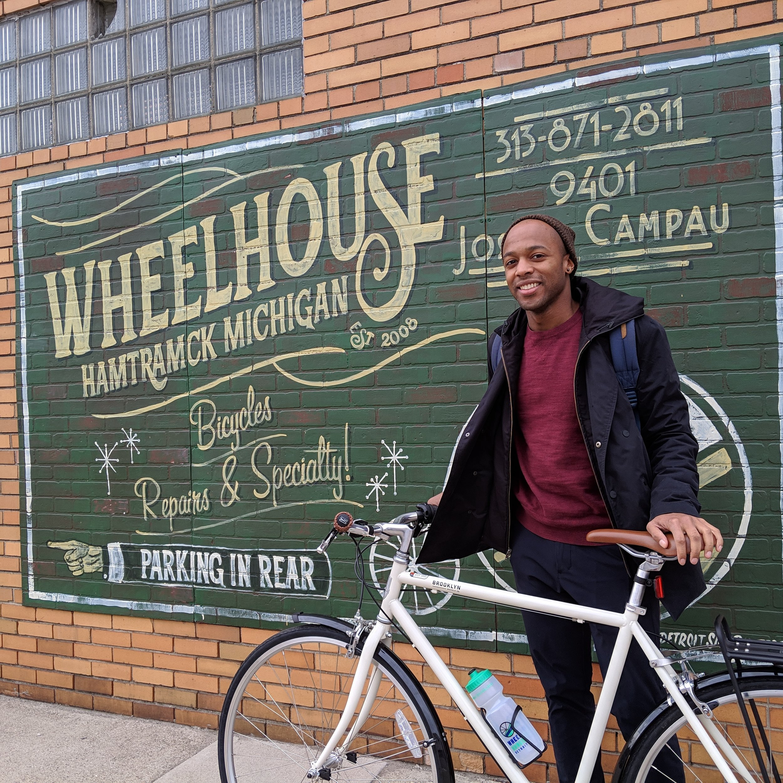 Shop Wheelhouse in Hamtramck for the    new    or    used    bicycle of your dreams!  Let us match you to your perfect ride. We carry hybrids and cruisers from Kona, Haro, Del Sol, and Brooklyn Bicycle Co.