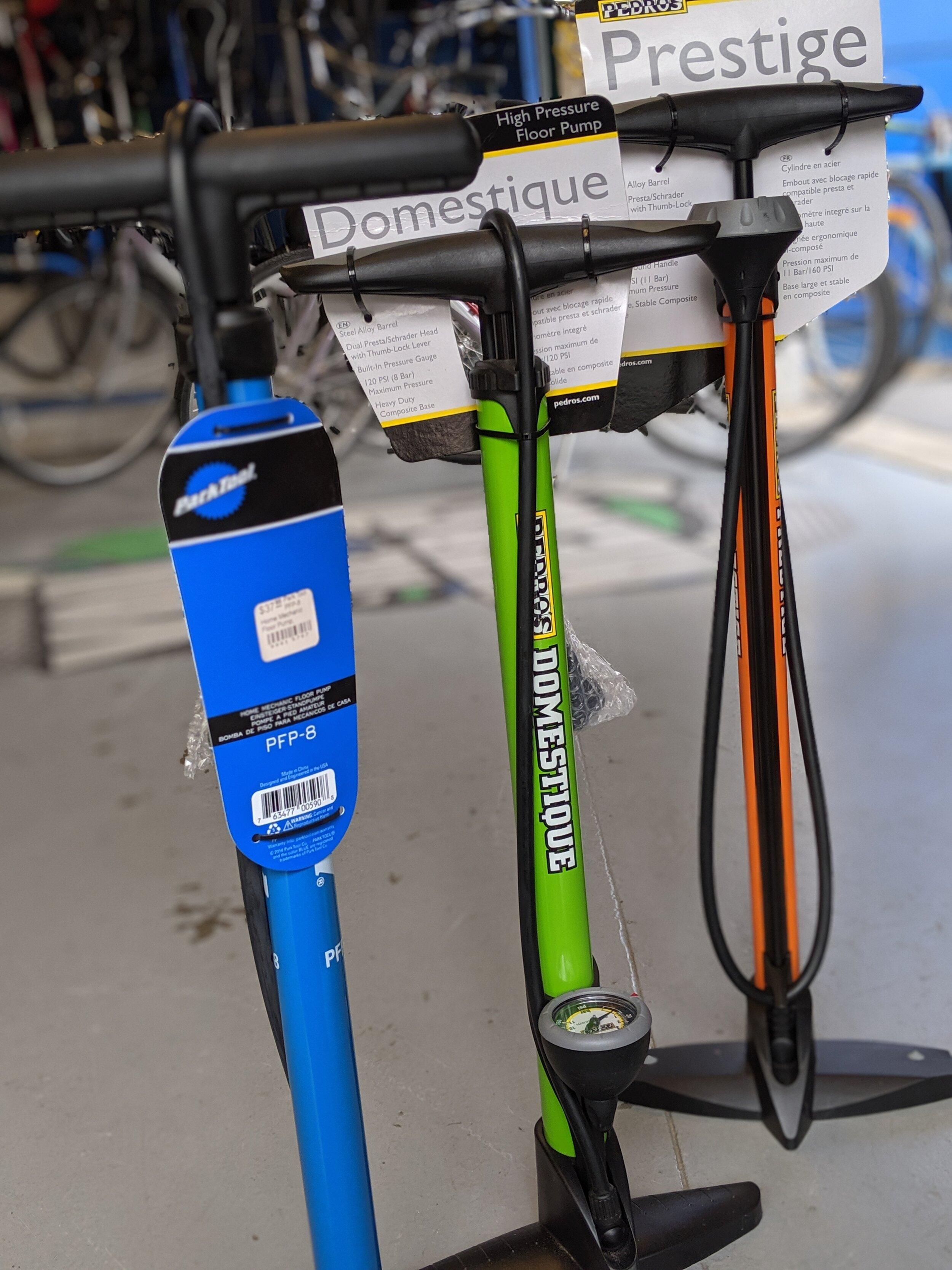 "9/"" Sunlite Bicycle Steel Frame Pump Chrome"