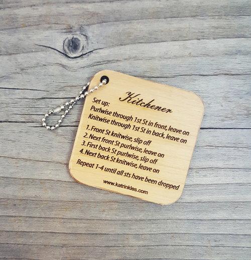 Kitchener Keychain — katrinkles
