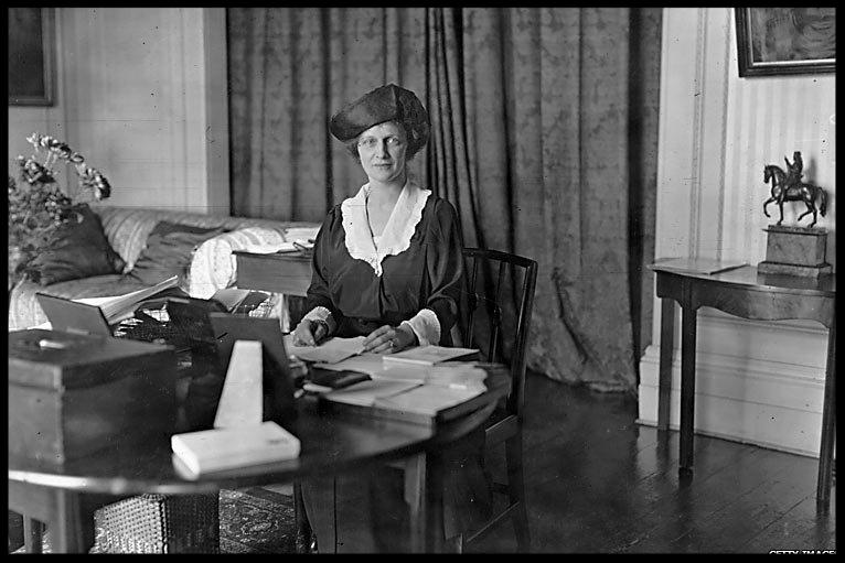 Nancy Astor MP