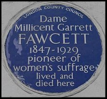 Millicent_Garrett_Fawcett_2_Gower_Street_blue_plaque.jpg