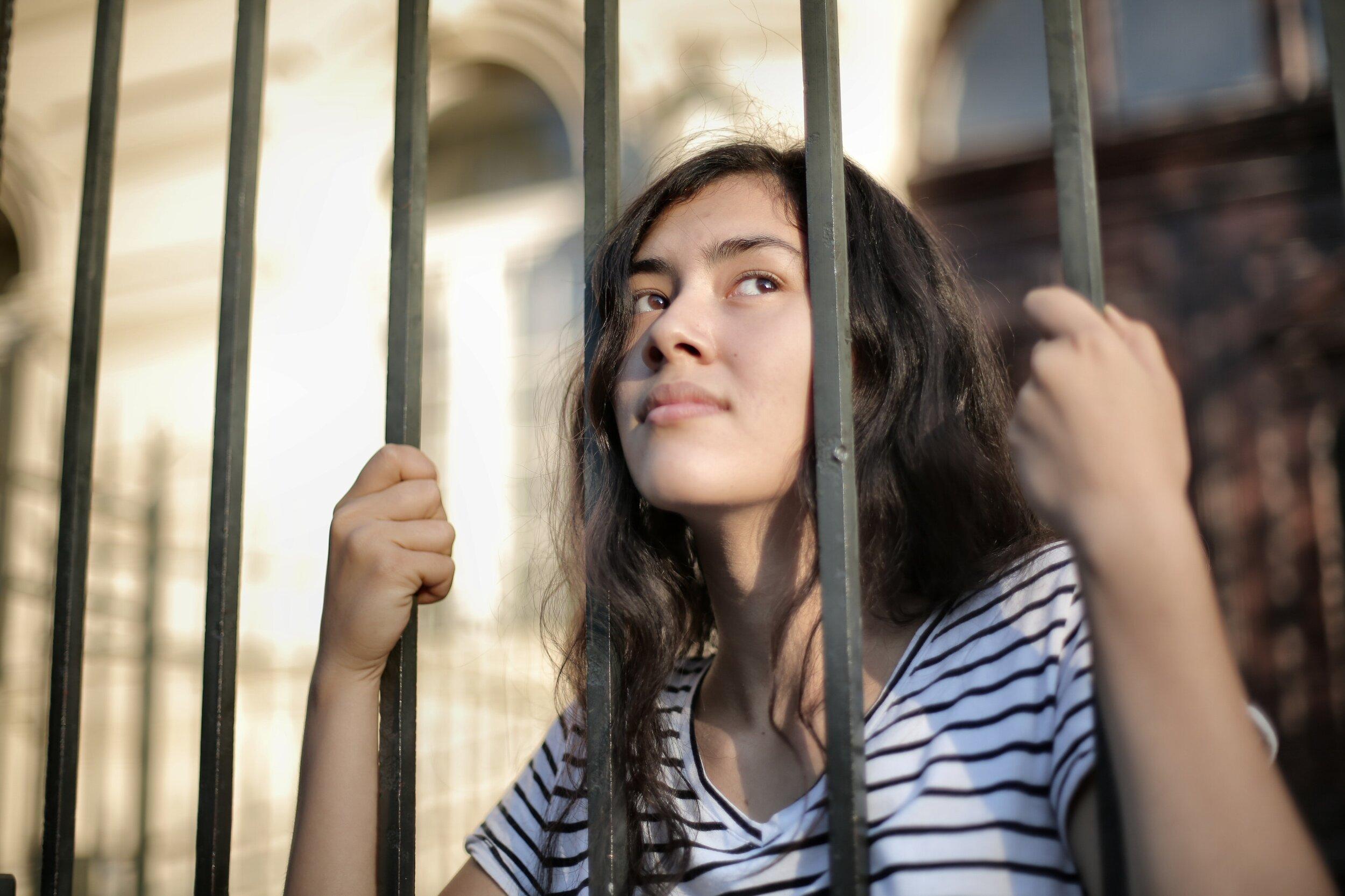 Why are Pregnant Women in Prison? — FiLiA