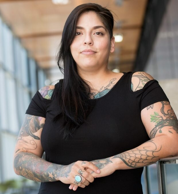 #104 Cherry Smiley - fighting for the liberation of Indigenous women and girls