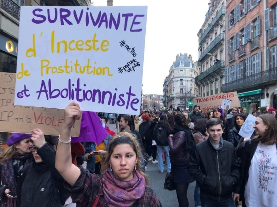 #112 Listen to Survivors: Alexine Solis - Abolitionist from France