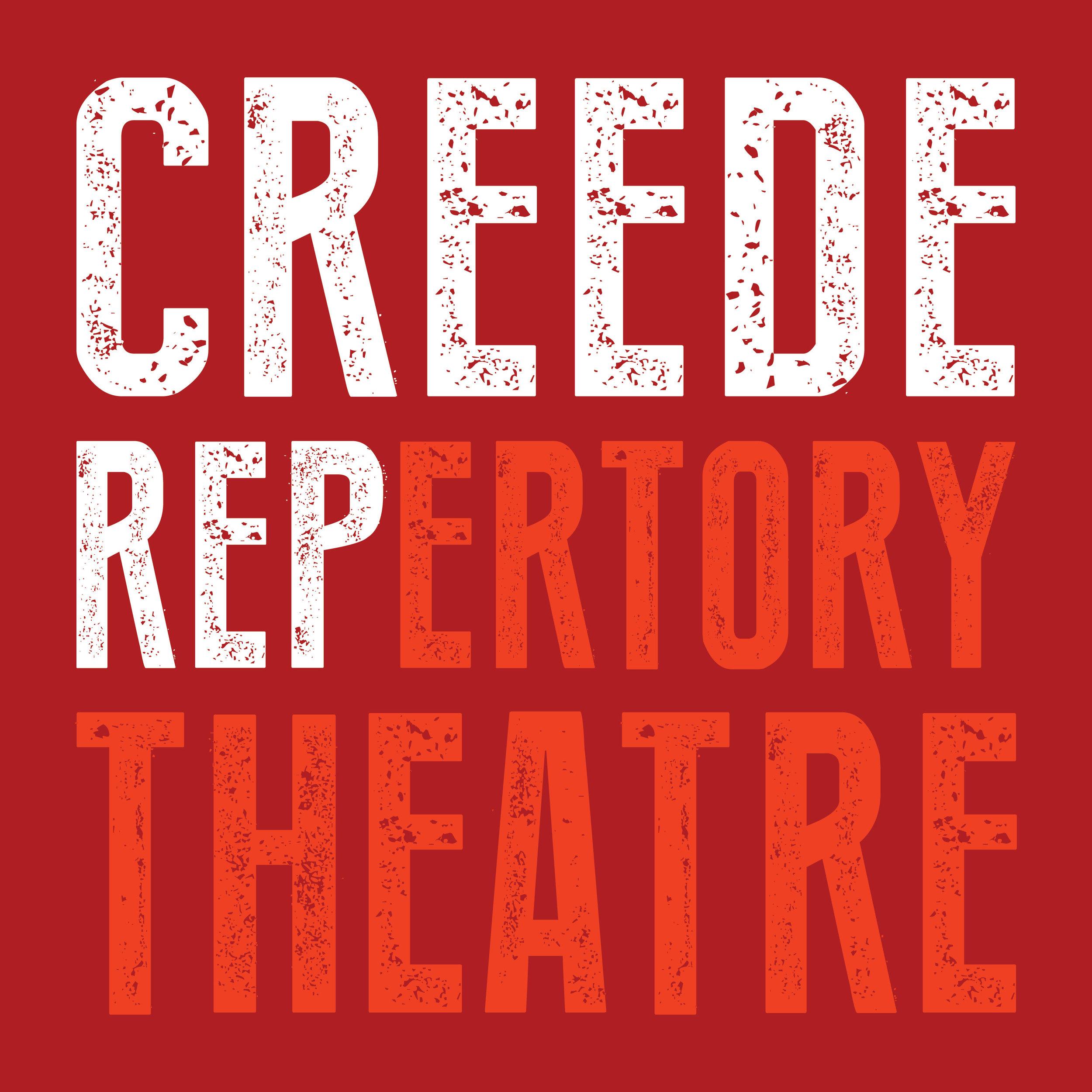 Creede Repertory Theatre Graphic Design